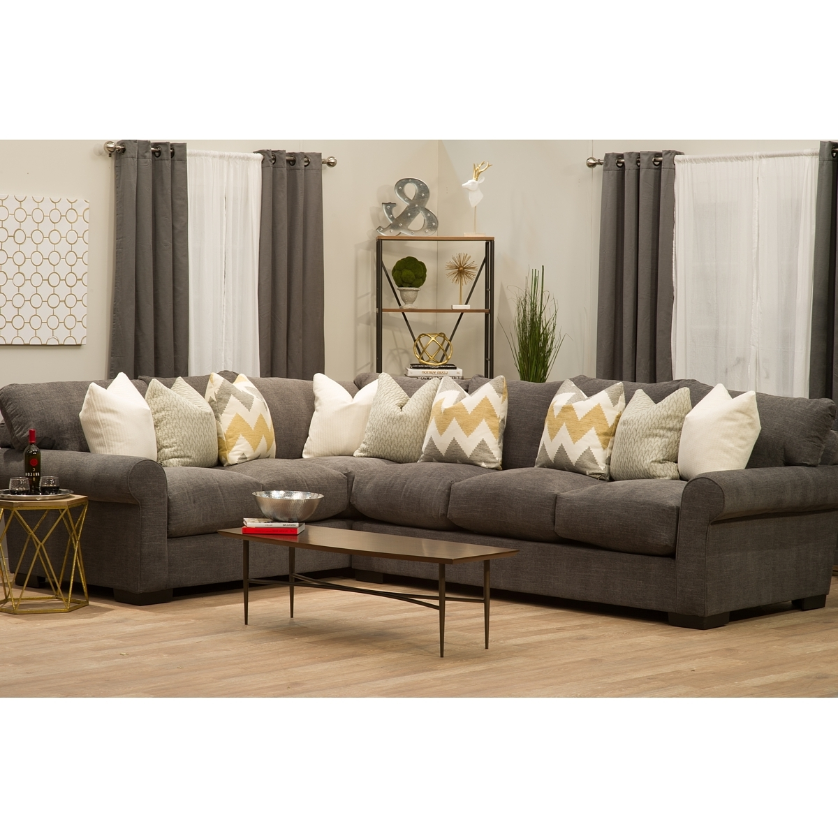 2019 The Bay Sectional Sofas With Lunada Bay 2pc Sofa Sectional – Puritan Furniture Ct (Gallery 6 of 20)