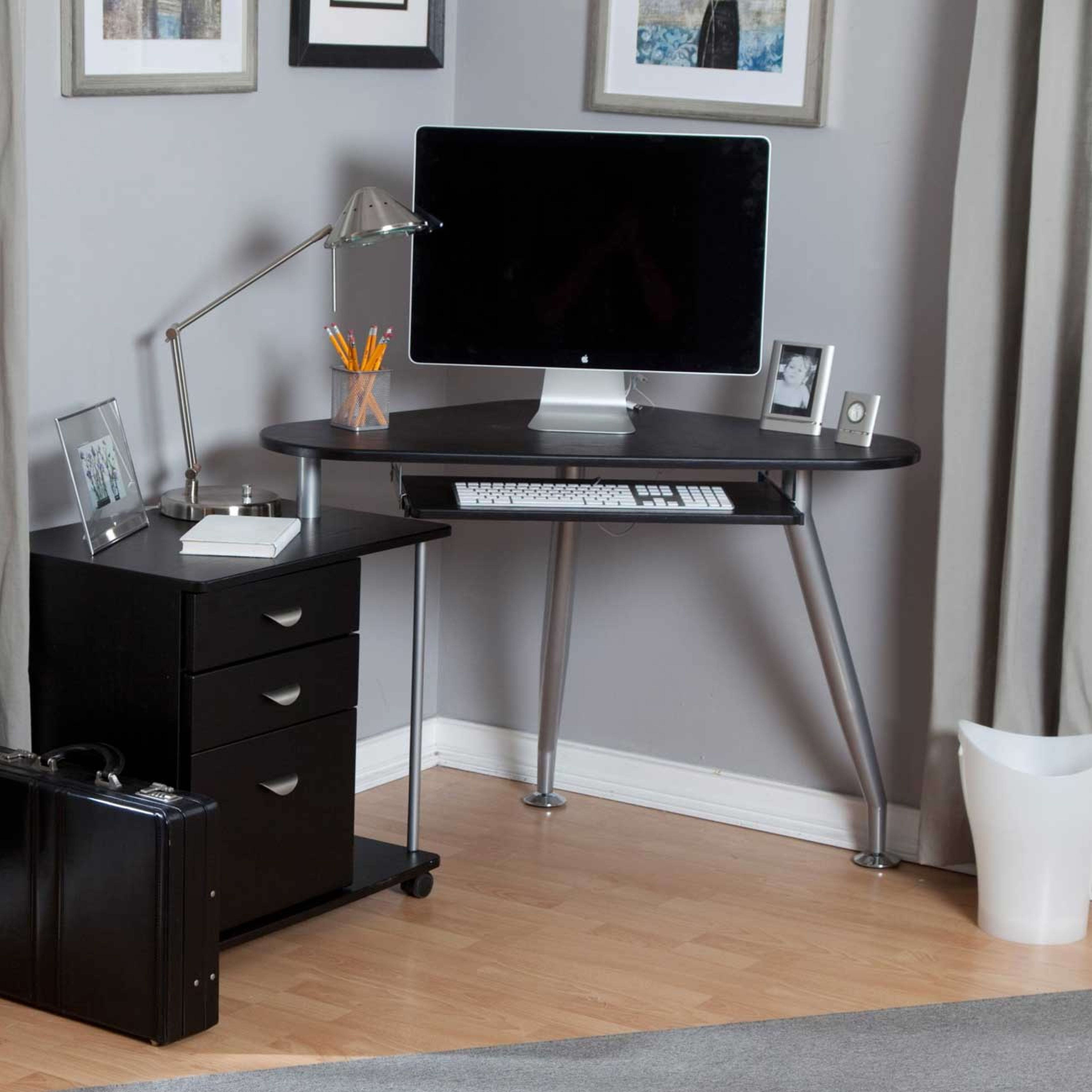 2019 The Corner Computer Desk And Its Important Function Throughout Computer Desks For Bedrooms (View 14 of 20)