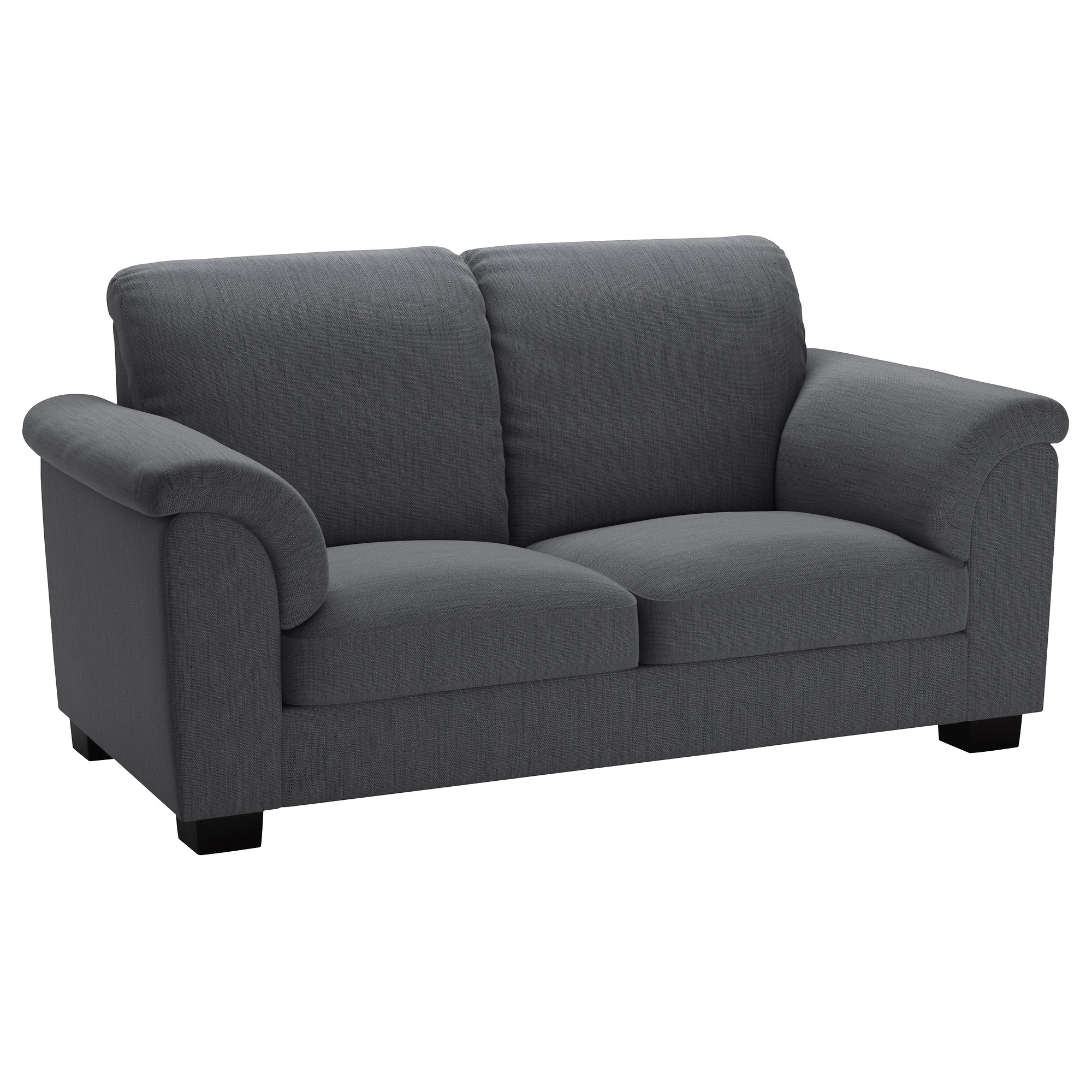2019 Tidafors Two Seat Sofa Hensta Grey – Ikea Within Two Seater Sofas (View 2 of 20)
