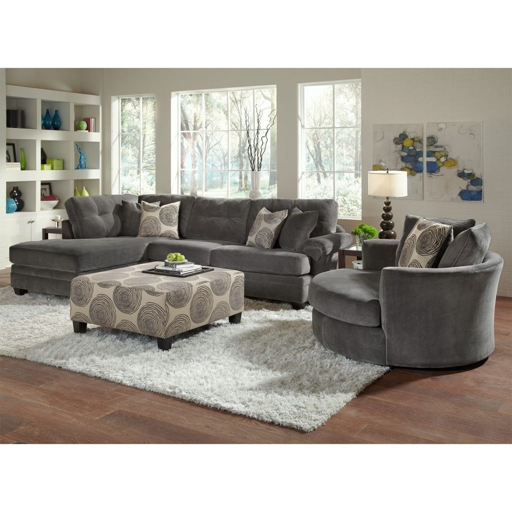 2019 Value City Sectional Sofas Regarding Value City Sectional Sofa Brown And Cream Contemporary Bedroom (View 1 of 20)