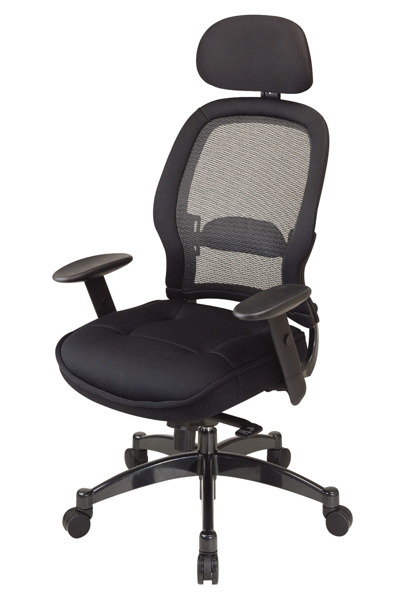 25004 Office Star Matrix – High Back Executive Office Chair With Regarding Famous High Back Executive Office Chairs (View 8 of 20)