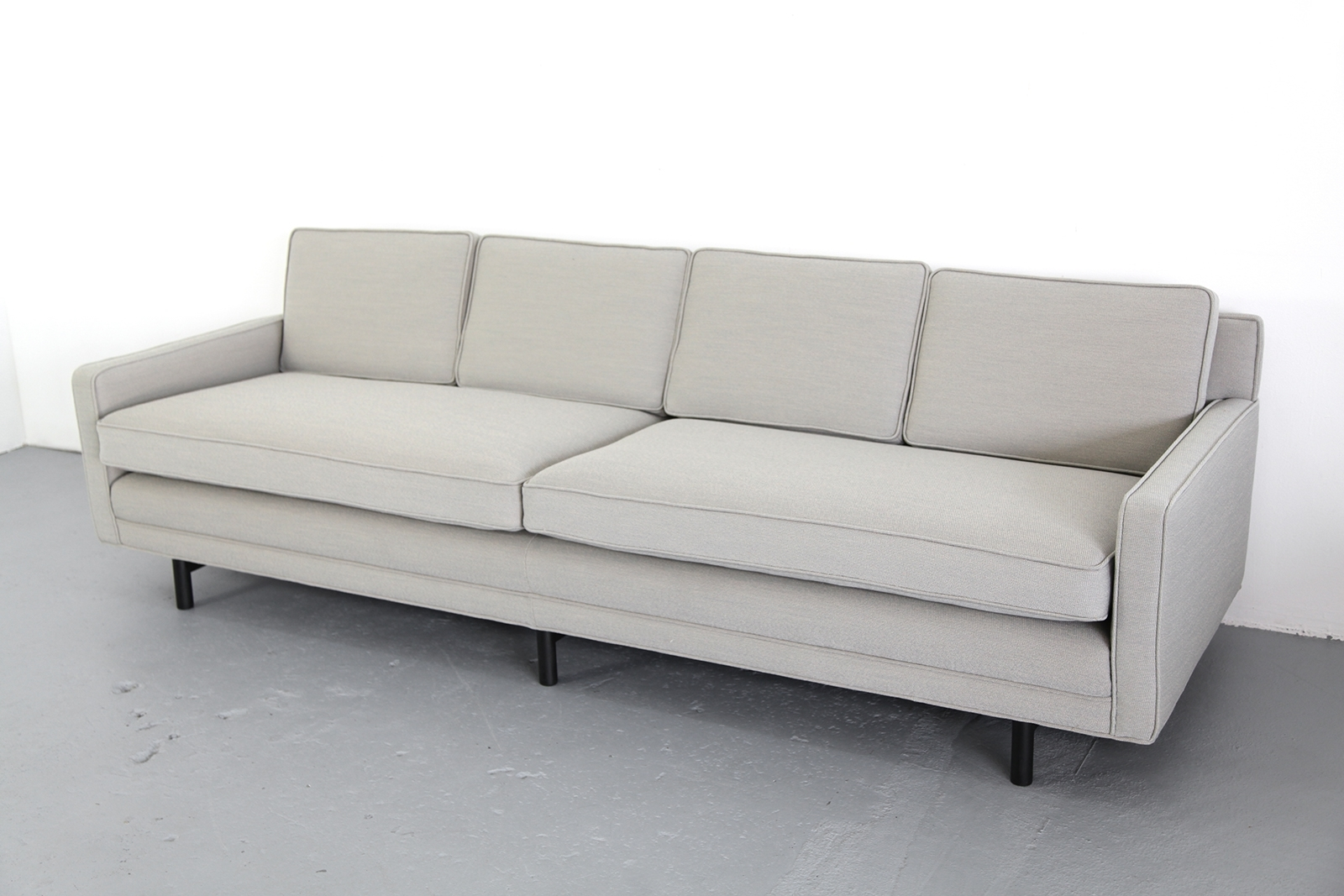 4 Seater Sofapaul Mccobb For Directional For Sale At Pamono With Regard To Trendy 4 Seater Sofas (View 6 of 20)