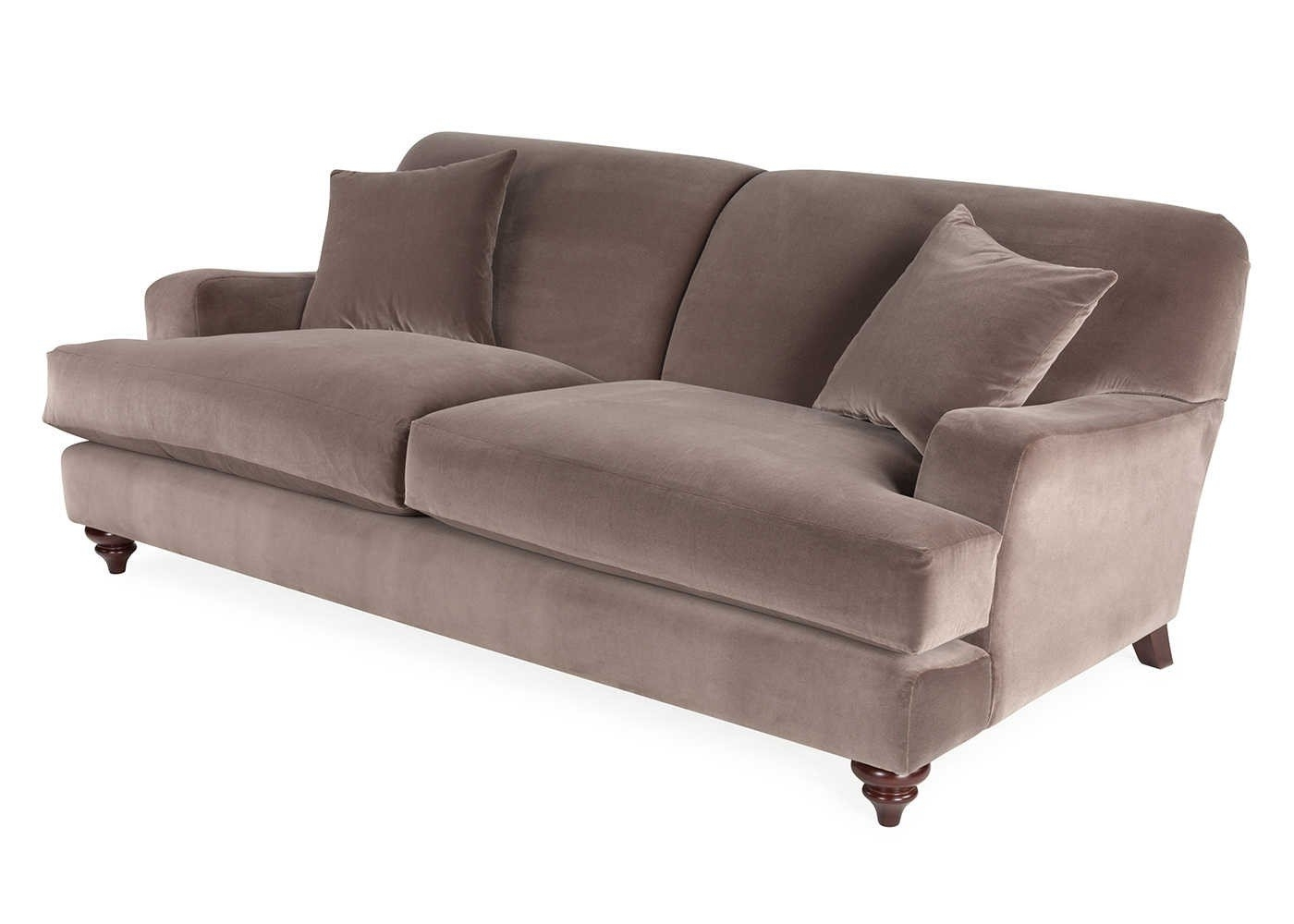 4 Seater Sofas Throughout Preferred Heal's Hampstead 4 Seater Sofa (Gallery 18 of 20)