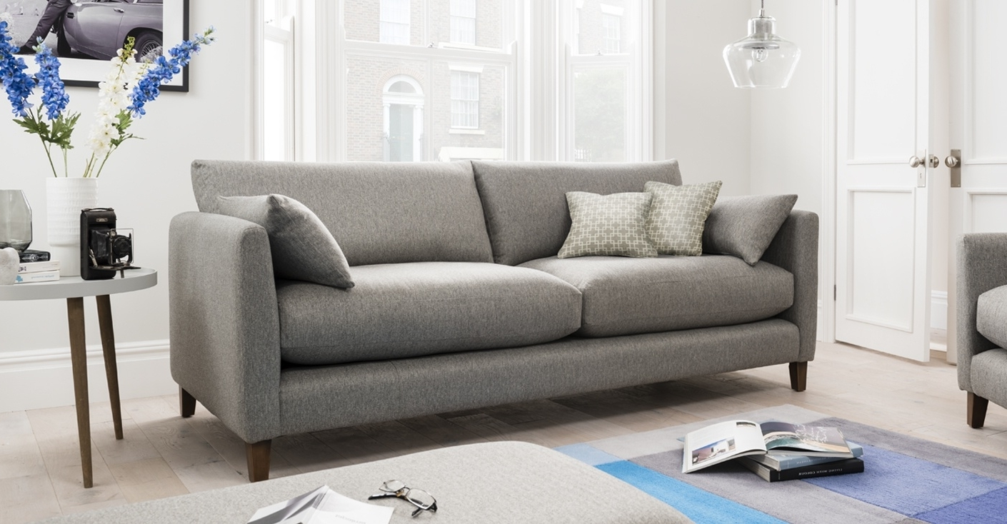 4 Seater Sofas With Widely Used 4 Seater Sofa (View 5 of 20)