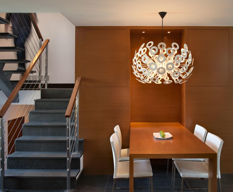 4 Tips On How To Choose Dining Room Chandeliers As Lighting Fixtures Regarding Recent Trendy Chandeliers (View 15 of 20)