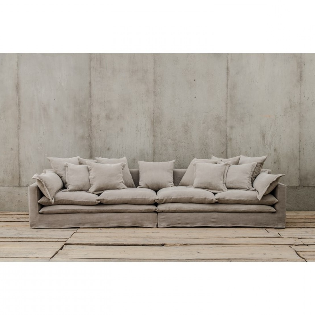 4780 Fourhands Cousin Oswald S Sofa Soft Sand Fh Cda036 Bi0000 In Well Known Sofas
