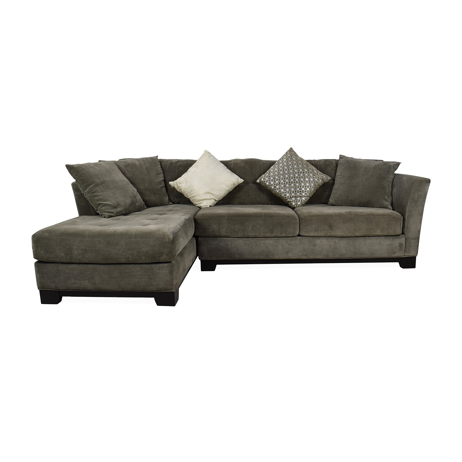 [%50% Off – Macy's Macy's Gray Sectional Couch With Chaise / Sofas Pertaining To Well Known Macys Sectional Sofas|Macys Sectional Sofas Regarding Well Known 50% Off – Macy's Macy's Gray Sectional Couch With Chaise / Sofas|2018 Macys Sectional Sofas Inside 50% Off – Macy's Macy's Gray Sectional Couch With Chaise / Sofas|Popular 50% Off – Macy's Macy's Gray Sectional Couch With Chaise / Sofas Regarding Macys Sectional Sofas%] (View 1 of 20)