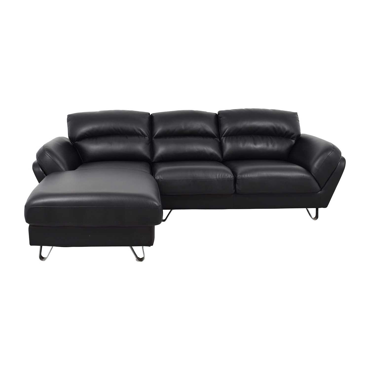 [%51% Off – Contemporary Faux Leather Two Piece Sectional Sofa / Sofas Pertaining To Widely Used Mobilia Sectional Sofas|mobilia Sectional Sofas Throughout Well Known 51% Off – Contemporary Faux Leather Two Piece Sectional Sofa / Sofas|widely Used Mobilia Sectional Sofas Pertaining To 51% Off – Contemporary Faux Leather Two Piece Sectional Sofa / Sofas|popular 51% Off – Contemporary Faux Leather Two Piece Sectional Sofa / Sofas In Mobilia Sectional Sofas%] (View 15 of 20)