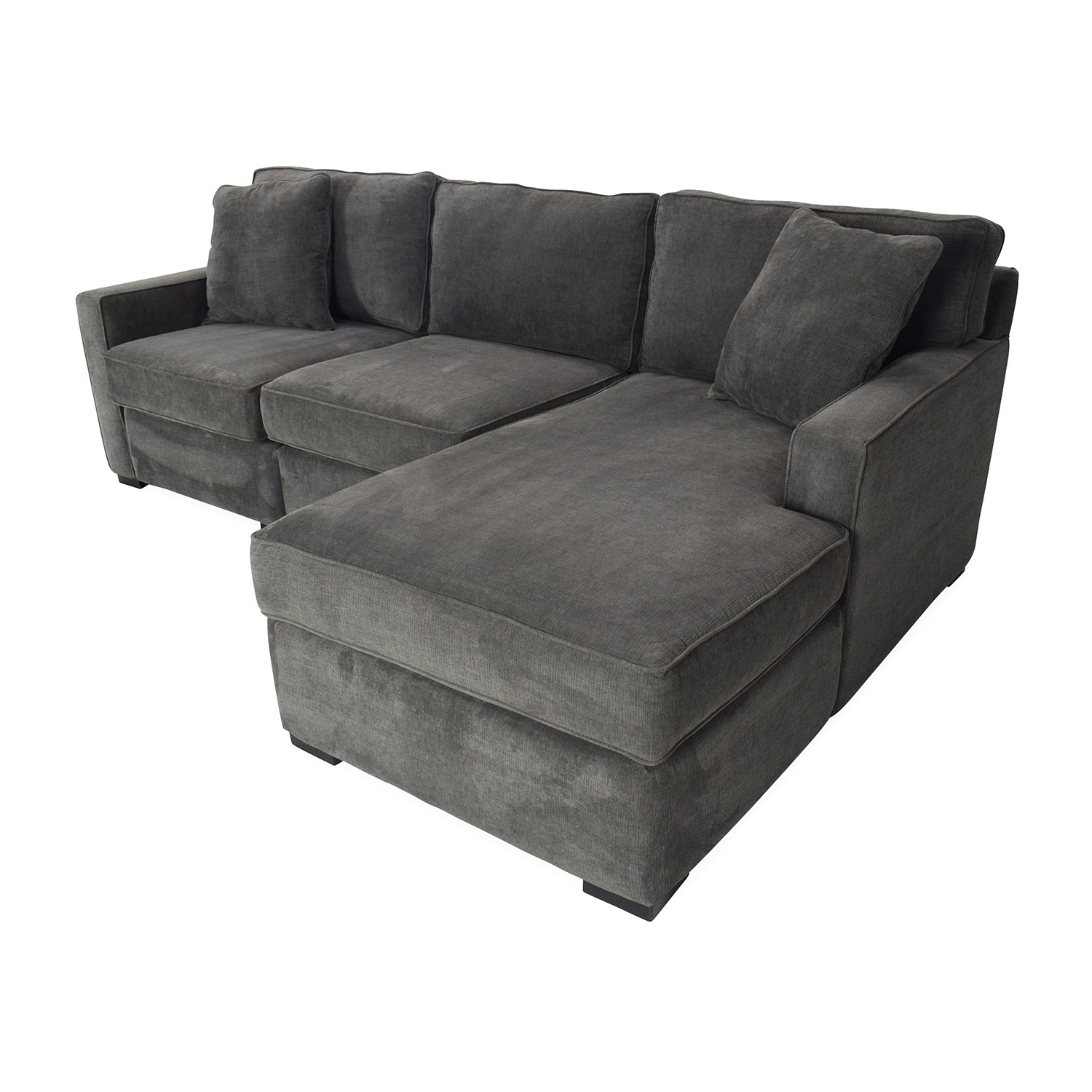 [%51% Off – Macy's Radley Sectional Sofa / Sofas For Best And Newest Macys Sectional Sofas|Macys Sectional Sofas With Preferred 51% Off – Macy's Radley Sectional Sofa / Sofas|2019 Macys Sectional Sofas Throughout 51% Off – Macy's Radley Sectional Sofa / Sofas|Popular 51% Off – Macy's Radley Sectional Sofa / Sofas Regarding Macys Sectional Sofas%] (View 2 of 20)