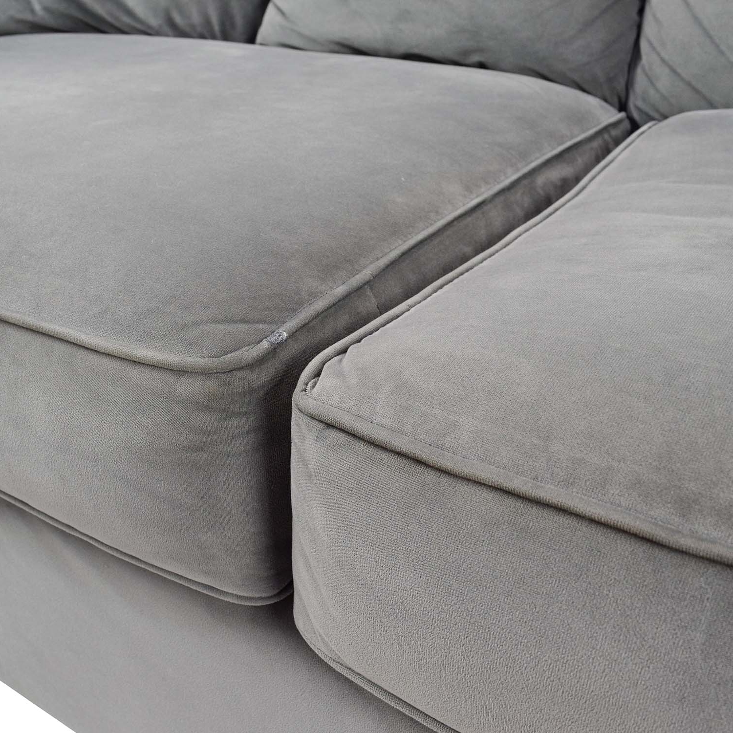 [%53% Off – Jennifer Convertibles Jennifer Convertibles Grey Couch For Well Known Jennifer Sofas|jennifer Sofas With Most Popular 53% Off – Jennifer Convertibles Jennifer Convertibles Grey Couch|latest Jennifer Sofas With 53% Off – Jennifer Convertibles Jennifer Convertibles Grey Couch|most Current 53% Off – Jennifer Convertibles Jennifer Convertibles Grey Couch Inside Jennifer Sofas%] (View 20 of 20)