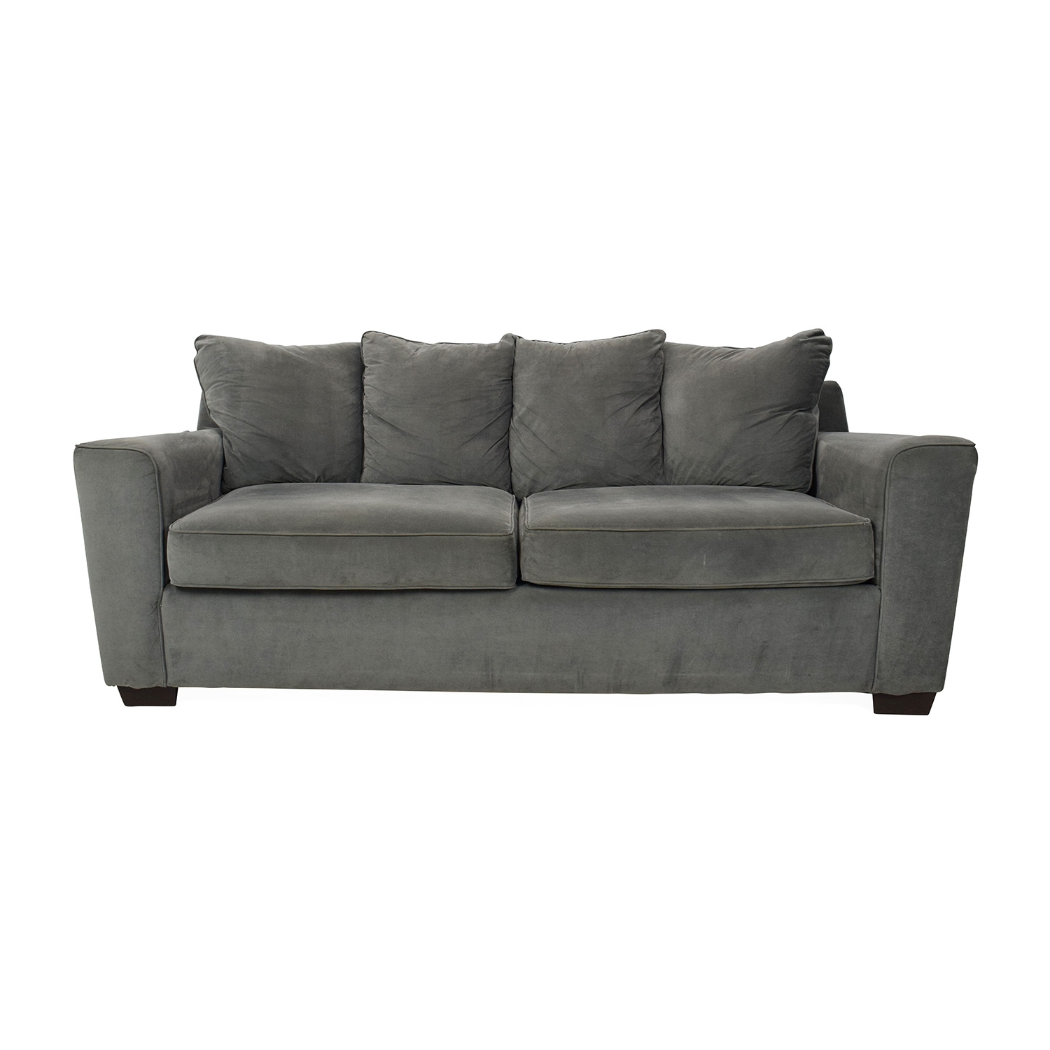 [%53% Off – Jennifer Convertibles Jennifer Convertibles Grey Couch Pertaining To Recent Jennifer Sofas|Jennifer Sofas Inside Best And Newest 53% Off – Jennifer Convertibles Jennifer Convertibles Grey Couch|Trendy Jennifer Sofas Inside 53% Off – Jennifer Convertibles Jennifer Convertibles Grey Couch|Most Current 53% Off – Jennifer Convertibles Jennifer Convertibles Grey Couch Intended For Jennifer Sofas%] (View 4 of 20)