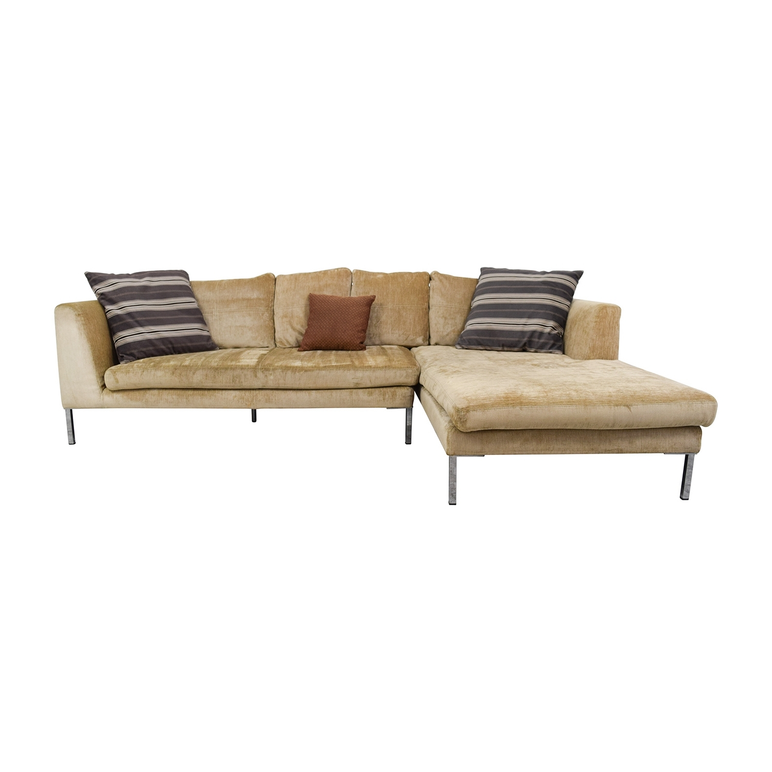 [%59% Off – Brown Sectional With Ottoman / Sofas Inside Widely Used Mobilia Sectional Sofas|mobilia Sectional Sofas For Most Up To Date 59% Off – Brown Sectional With Ottoman / Sofas|favorite Mobilia Sectional Sofas Pertaining To 59% Off – Brown Sectional With Ottoman / Sofas|most Popular 59% Off – Brown Sectional With Ottoman / Sofas Regarding Mobilia Sectional Sofas%] (View 13 of 20)