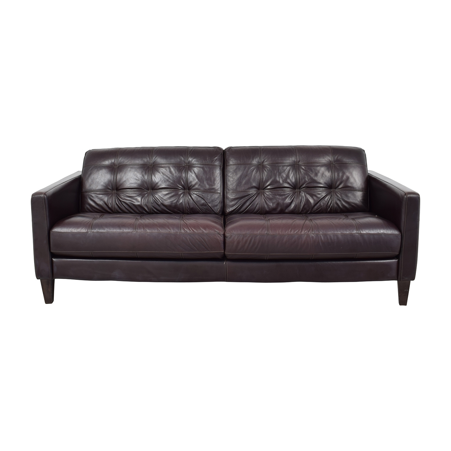 [%59% Off – Macy's Macy's Milan Leather Sofa / Sofas Pertaining To Fashionable Macys Leather Sofas|Macys Leather Sofas With Most Up To Date 59% Off – Macy's Macy's Milan Leather Sofa / Sofas|Latest Macys Leather Sofas Throughout 59% Off – Macy's Macy's Milan Leather Sofa / Sofas|Latest 59% Off – Macy's Macy's Milan Leather Sofa / Sofas Intended For Macys Leather Sofas%] (View 1 of 20)