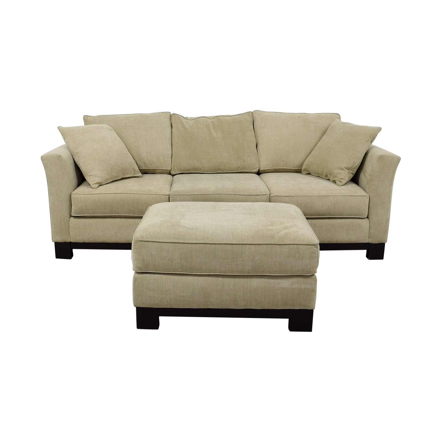 [%60% Off – Macy's Macy's Grey Fabric Couch And Large Ottoman / Sofas Throughout Current Sofas With Large Ottoman|sofas With Large Ottoman In Well Known 60% Off – Macy's Macy's Grey Fabric Couch And Large Ottoman / Sofas|most Popular Sofas With Large Ottoman With Regard To 60% Off – Macy's Macy's Grey Fabric Couch And Large Ottoman / Sofas|trendy 60% Off – Macy's Macy's Grey Fabric Couch And Large Ottoman / Sofas Within Sofas With Large Ottoman%] (View 16 of 20)