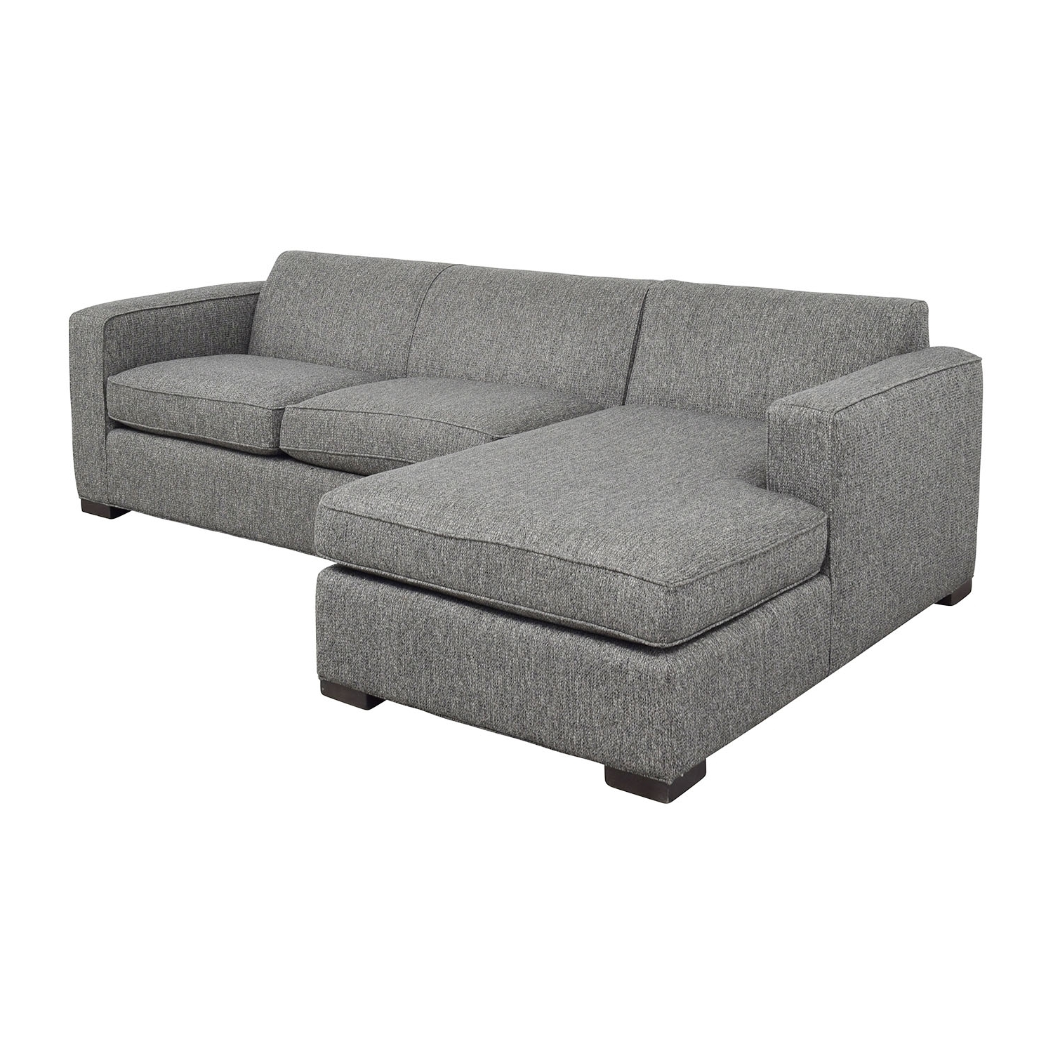 [%61% Off – Room & Board Room & Board Easton Sectional In Grey / Sofas Intended For Preferred Room And Board Sectional Sofas|Room And Board Sectional Sofas In Best And Newest 61% Off – Room & Board Room & Board Easton Sectional In Grey / Sofas|Well Known Room And Board Sectional Sofas With 61% Off – Room & Board Room & Board Easton Sectional In Grey / Sofas|Well Known 61% Off – Room & Board Room & Board Easton Sectional In Grey / Sofas Regarding Room And Board Sectional Sofas%] (View 17 of 20)