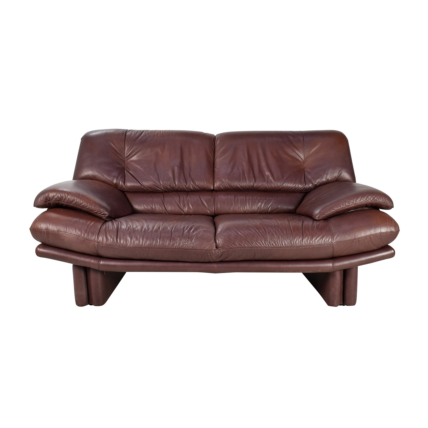 [%67% Off – Maurice Villency Maurice Villency Brown Leather Sofa / Sofas Intended For Popular Canterbury Leather Sofas|Canterbury Leather Sofas Intended For 2018 67% Off – Maurice Villency Maurice Villency Brown Leather Sofa / Sofas|Latest Canterbury Leather Sofas Throughout 67% Off – Maurice Villency Maurice Villency Brown Leather Sofa / Sofas|Well Liked 67% Off – Maurice Villency Maurice Villency Brown Leather Sofa / Sofas Within Canterbury Leather Sofas%] (View 9 of 20)