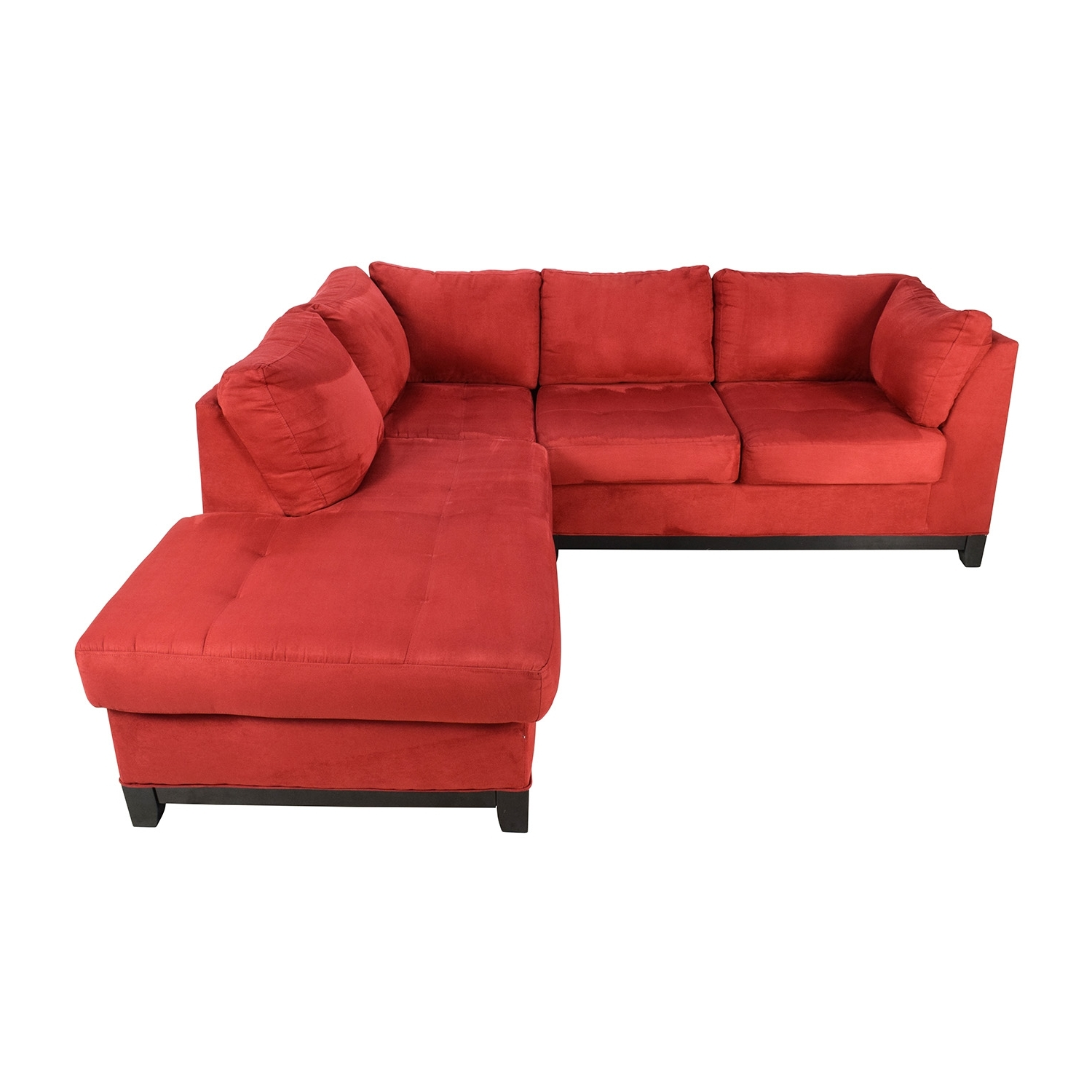 [%67% Off – Raymour And Flanigan Raymour & Flanigan Zella Red With Regard To Well Known Sectional Sofas At Raymour And Flanigan|Sectional Sofas At Raymour And Flanigan In Widely Used 67% Off – Raymour And Flanigan Raymour & Flanigan Zella Red|Widely Used Sectional Sofas At Raymour And Flanigan For 67% Off – Raymour And Flanigan Raymour & Flanigan Zella Red|Most Up To Date 67% Off – Raymour And Flanigan Raymour & Flanigan Zella Red Inside Sectional Sofas At Raymour And Flanigan%] (View 4 of 20)