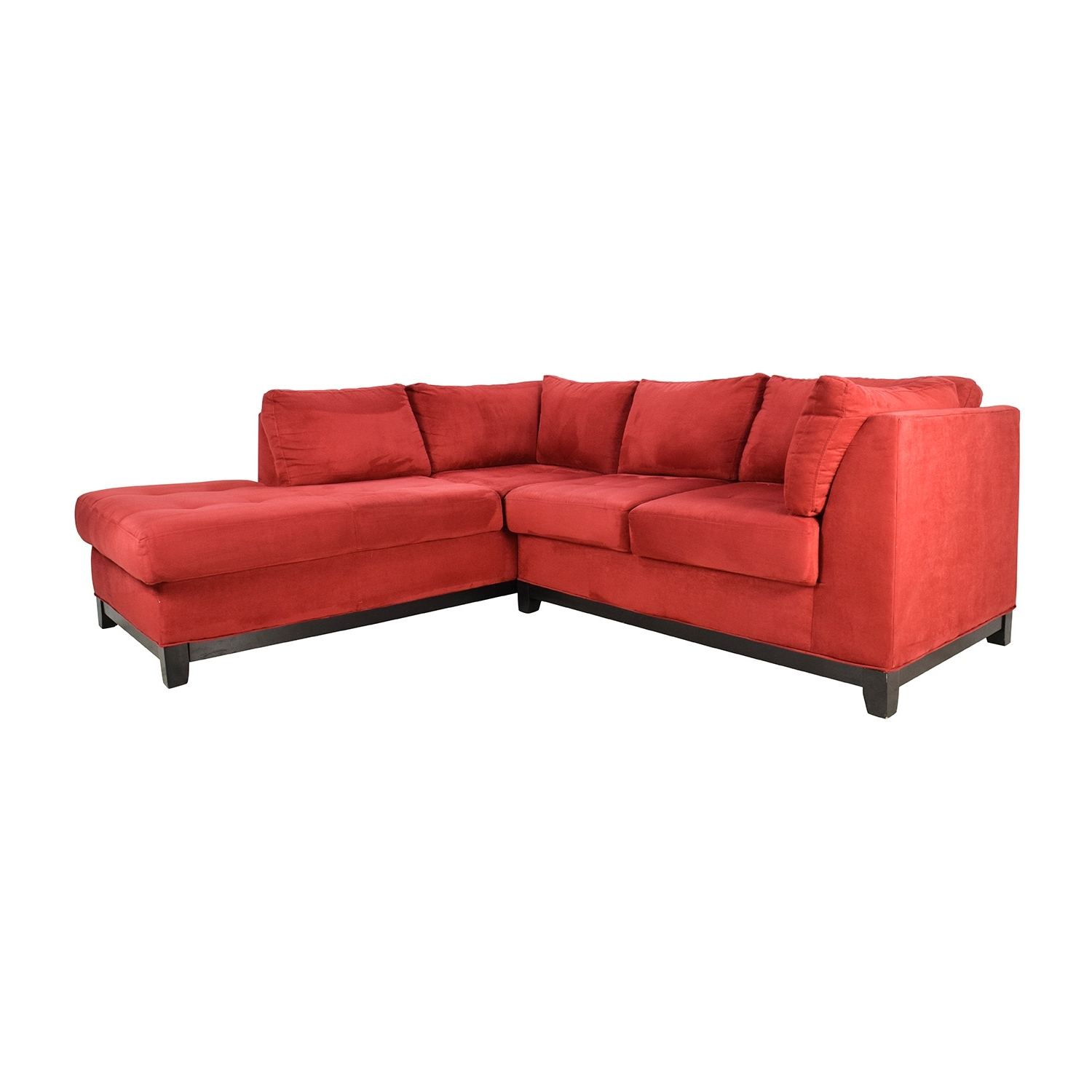 [%67% Off – Raymour And Flanigan Raymour & Flanigan Zella Red Within Best And Newest Sectional Sofas At Raymour And Flanigan|Sectional Sofas At Raymour And Flanigan Inside 2019 67% Off – Raymour And Flanigan Raymour & Flanigan Zella Red|Famous Sectional Sofas At Raymour And Flanigan For 67% Off – Raymour And Flanigan Raymour & Flanigan Zella Red|Preferred 67% Off – Raymour And Flanigan Raymour & Flanigan Zella Red For Sectional Sofas At Raymour And Flanigan%] (View 5 of 20)