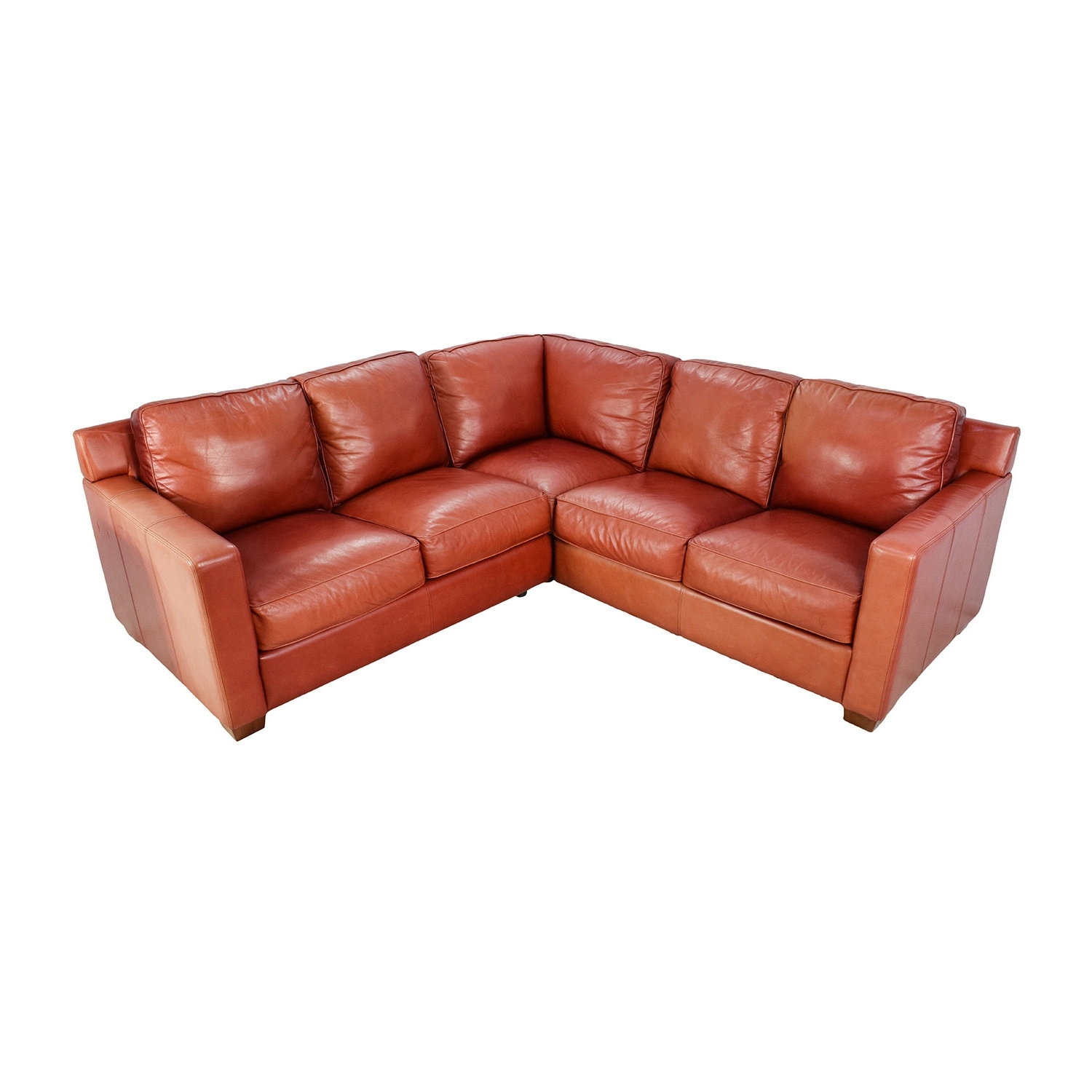 [%68% Off – Thomasville Thomasville Red Leather Sectional / Sofas Pertaining To Current Thomasville Sectional Sofas|thomasville Sectional Sofas With Best And Newest 68% Off – Thomasville Thomasville Red Leather Sectional / Sofas|most Current Thomasville Sectional Sofas With 68% Off – Thomasville Thomasville Red Leather Sectional / Sofas|recent 68% Off – Thomasville Thomasville Red Leather Sectional / Sofas Intended For Thomasville Sectional Sofas%] (View 13 of 20)