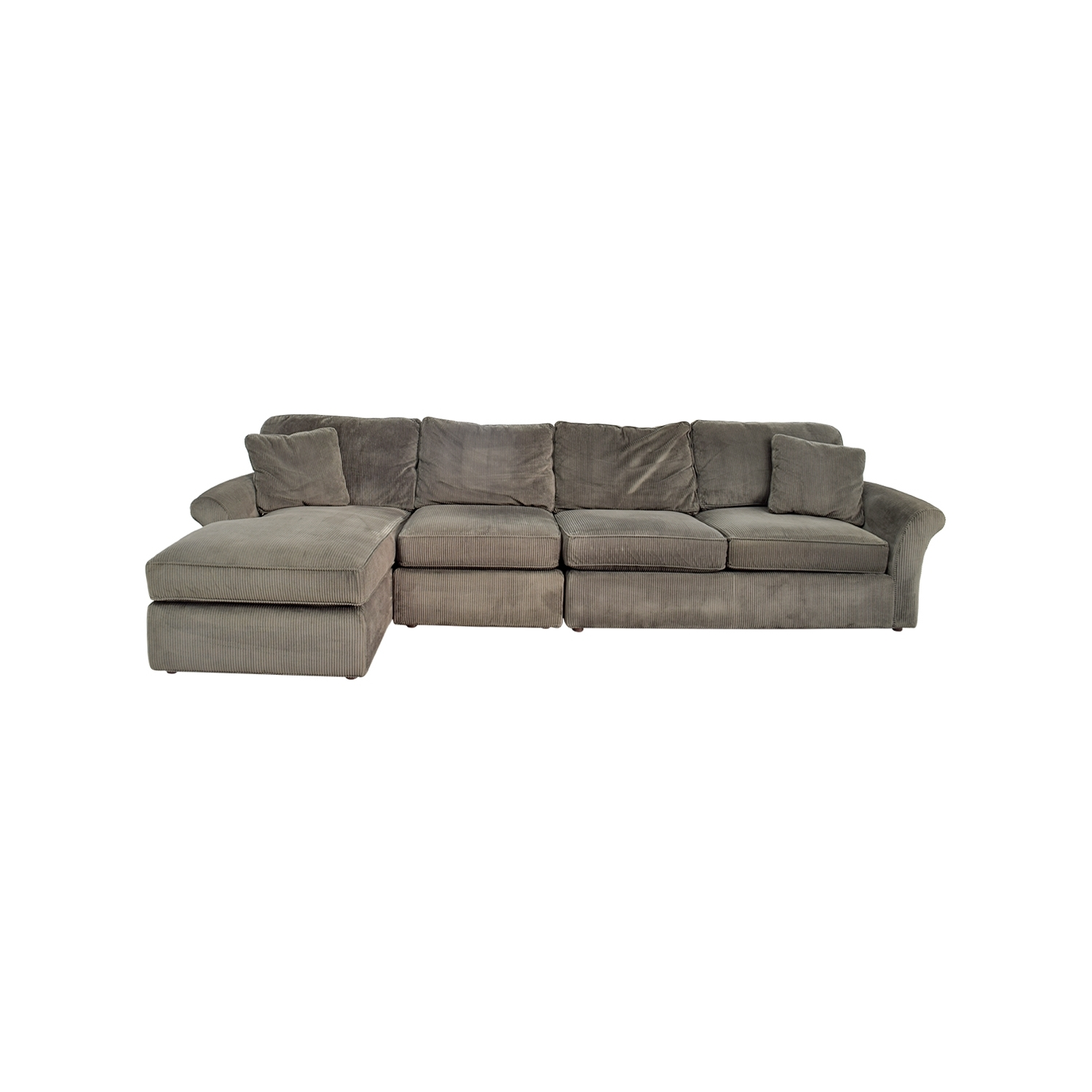 [%74% Off – Macy's Macy's Modern Concepts Charcoal Gray Corduroy For Most Up To Date Nj Sectional Sofas|Nj Sectional Sofas Pertaining To Trendy 74% Off – Macy's Macy's Modern Concepts Charcoal Gray Corduroy|Best And Newest Nj Sectional Sofas For 74% Off – Macy's Macy's Modern Concepts Charcoal Gray Corduroy|Best And Newest 74% Off – Macy's Macy's Modern Concepts Charcoal Gray Corduroy Within Nj Sectional Sofas%] (View 1 of 20)
