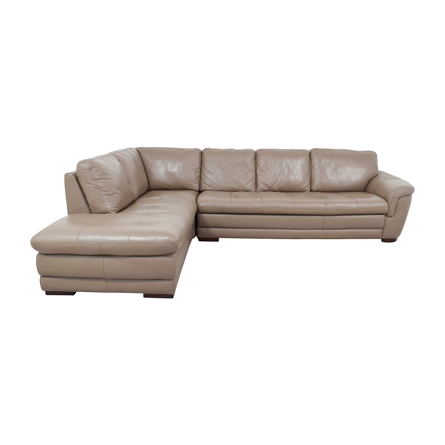 [%74% Off – Raymour And Flanigan Raymour & Flanigan Tan Tufted Within Most Up To Date Sectional Sofas At Raymour And Flanigan|sectional Sofas At Raymour And Flanigan Regarding Most Current 74% Off – Raymour And Flanigan Raymour & Flanigan Tan Tufted|current Sectional Sofas At Raymour And Flanigan Pertaining To 74% Off – Raymour And Flanigan Raymour & Flanigan Tan Tufted|2019 74% Off – Raymour And Flanigan Raymour & Flanigan Tan Tufted Within Sectional Sofas At Raymour And Flanigan%] (View 3 of 20)