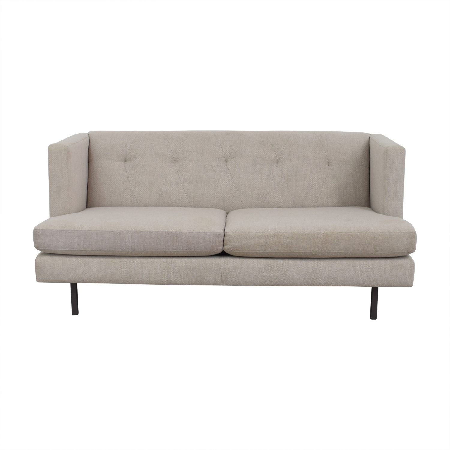 [%75% Off – Cb2 Cb2 Avec Apartment Sofa / Sofas Within Most Popular Apartment Sofas|Apartment Sofas Pertaining To Most Recent 75% Off – Cb2 Cb2 Avec Apartment Sofa / Sofas|Well Liked Apartment Sofas Pertaining To 75% Off – Cb2 Cb2 Avec Apartment Sofa / Sofas|Most Recently Released 75% Off – Cb2 Cb2 Avec Apartment Sofa / Sofas In Apartment Sofas%] (View 1 of 20)