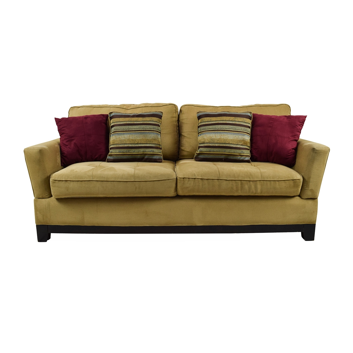 [%78% Off – Jennifer Convertibles Jennifer Convertibles Tan Sofa / Sofas Intended For Popular Jennifer Sofas|Jennifer Sofas In Most Recent 78% Off – Jennifer Convertibles Jennifer Convertibles Tan Sofa / Sofas|Trendy Jennifer Sofas Intended For 78% Off – Jennifer Convertibles Jennifer Convertibles Tan Sofa / Sofas|2019 78% Off – Jennifer Convertibles Jennifer Convertibles Tan Sofa / Sofas With Jennifer Sofas%] (View 7 of 20)