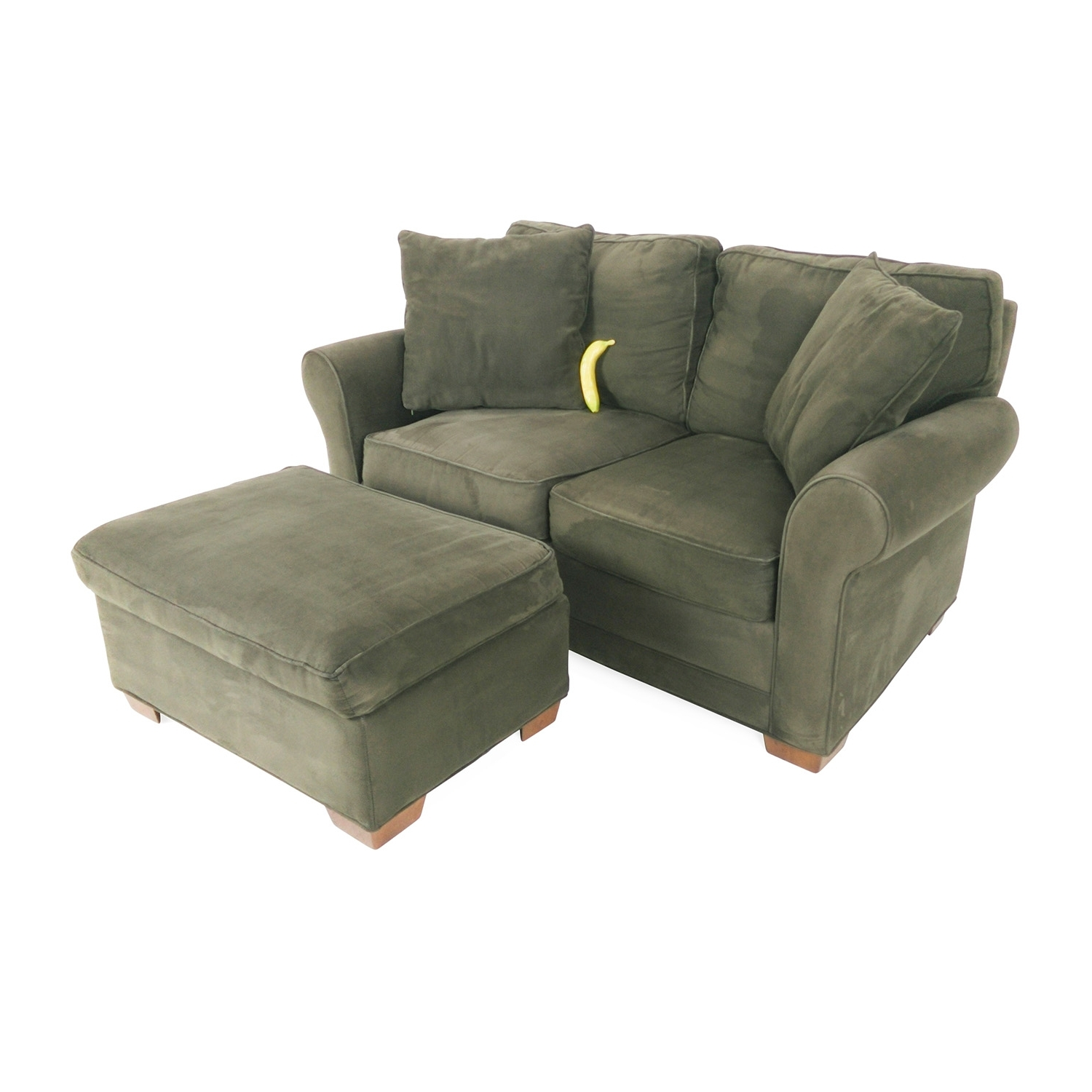 [%78% Off – Raymour And Flanigan Raymour And Flanigan Love Seat And Inside Newest Loveseats With Ottoman|Loveseats With Ottoman With 2019 78% Off – Raymour And Flanigan Raymour And Flanigan Love Seat And|Widely Used Loveseats With Ottoman Throughout 78% Off – Raymour And Flanigan Raymour And Flanigan Love Seat And|Well Liked 78% Off – Raymour And Flanigan Raymour And Flanigan Love Seat And Within Loveseats With Ottoman%] (View 7 of 20)