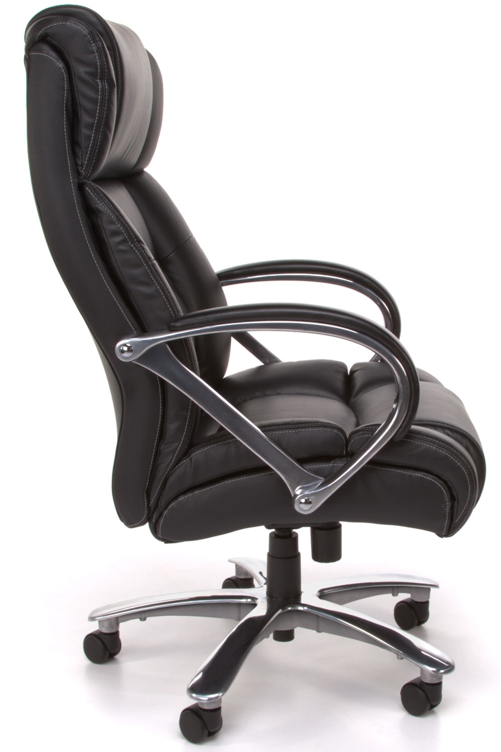 810 Lx Avenger Series Big And Tall Executive Office Chair In Throughout Well Known Large Executive Office Chairs (View 2 of 20)