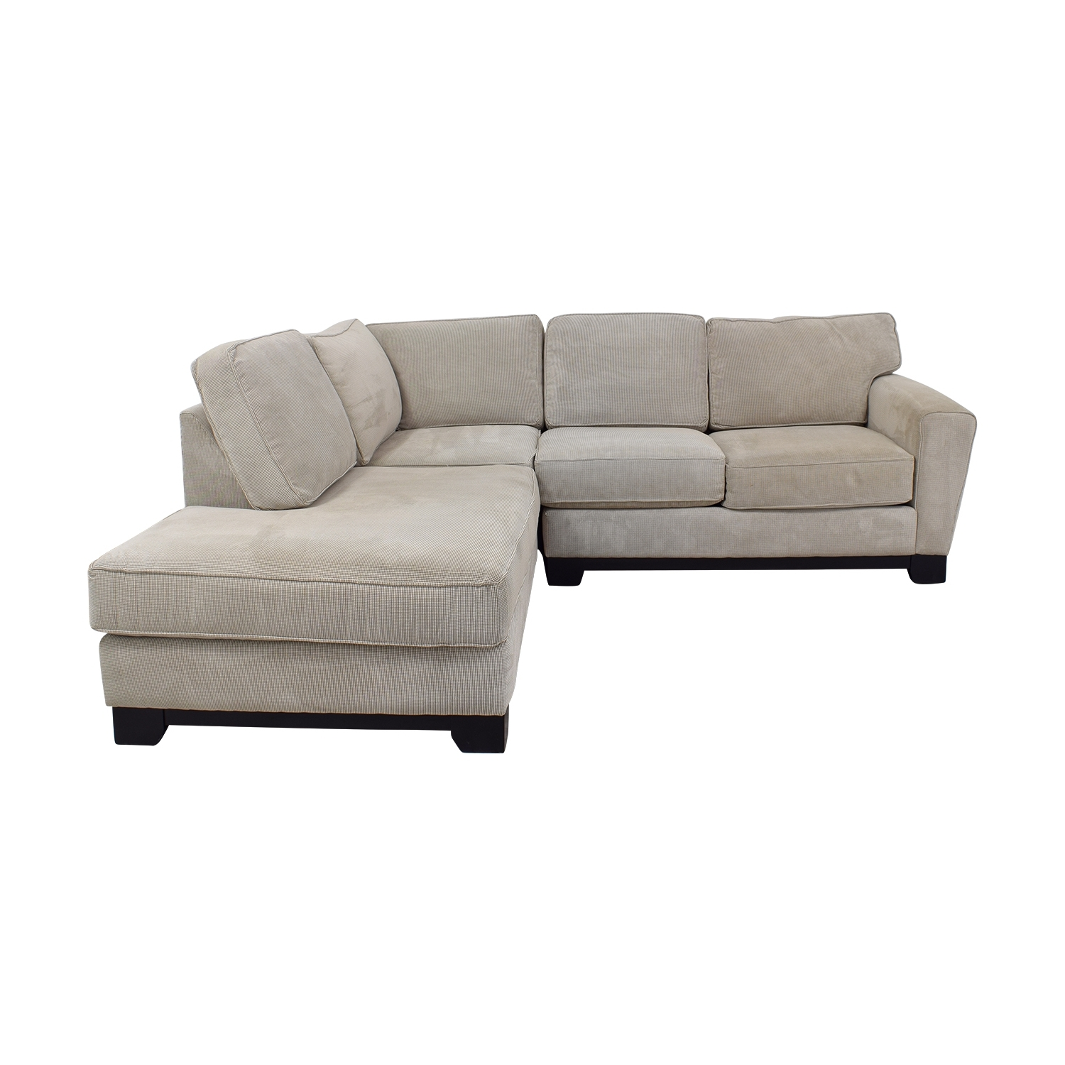 [%82% Off – Jordan's Furniture Jordan's Furniture Beige L Shaped Intended For 2018 Jordans Sectional Sofas|Jordans Sectional Sofas Regarding Best And Newest 82% Off – Jordan's Furniture Jordan's Furniture Beige L Shaped|Well Known Jordans Sectional Sofas With Regard To 82% Off – Jordan's Furniture Jordan's Furniture Beige L Shaped|Famous 82% Off – Jordan's Furniture Jordan's Furniture Beige L Shaped For Jordans Sectional Sofas%] (View 3 of 20)