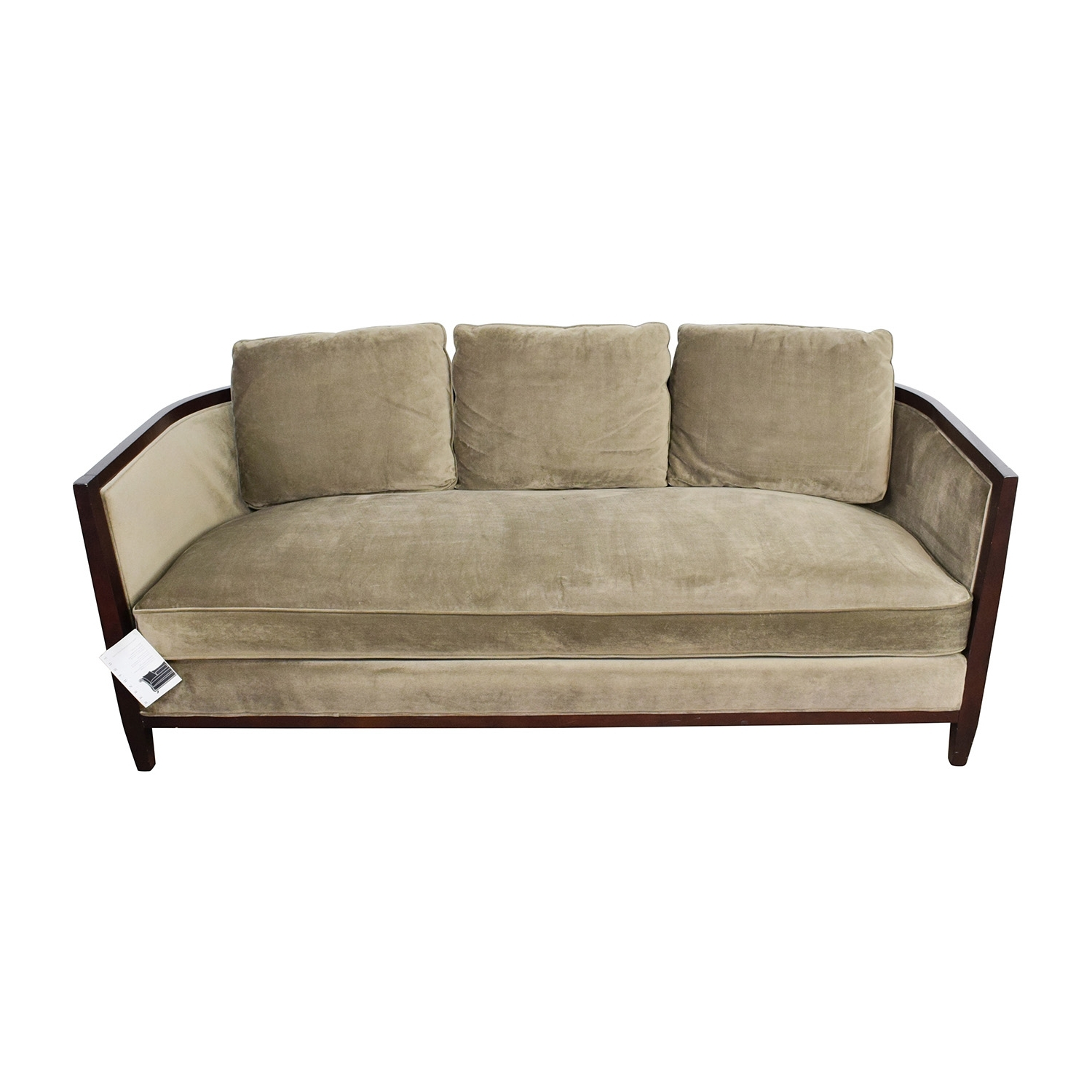 [%85% Off – Bernhardt Bernhardt Tan Single Cushion Sofa / Sofas Throughout Most Popular Single Sofas|Single Sofas Throughout Most Recent 85% Off – Bernhardt Bernhardt Tan Single Cushion Sofa / Sofas|Most Up To Date Single Sofas With Regard To 85% Off – Bernhardt Bernhardt Tan Single Cushion Sofa / Sofas|Well Known 85% Off – Bernhardt Bernhardt Tan Single Cushion Sofa / Sofas For Single Sofas%] (View 2 of 20)