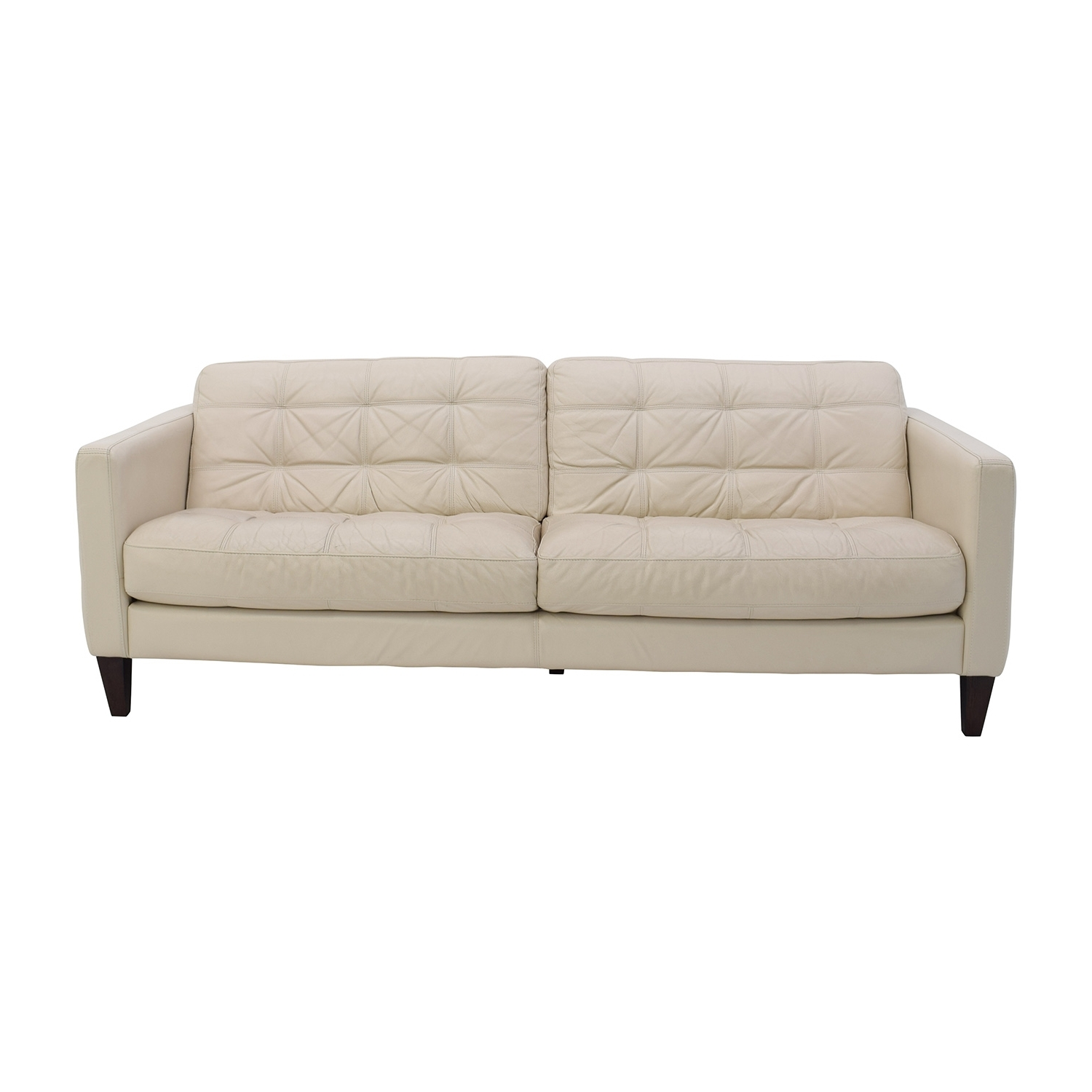 [%85% Off – Macy's Macy's Milan Pearl Leather Sofa / Sofas Intended For Newest Macys Leather Sofas|Macys Leather Sofas In 2018 85% Off – Macy's Macy's Milan Pearl Leather Sofa / Sofas|Most Recent Macys Leather Sofas Within 85% Off – Macy's Macy's Milan Pearl Leather Sofa / Sofas|Current 85% Off – Macy's Macy's Milan Pearl Leather Sofa / Sofas Throughout Macys Leather Sofas%] (View 3 of 20)