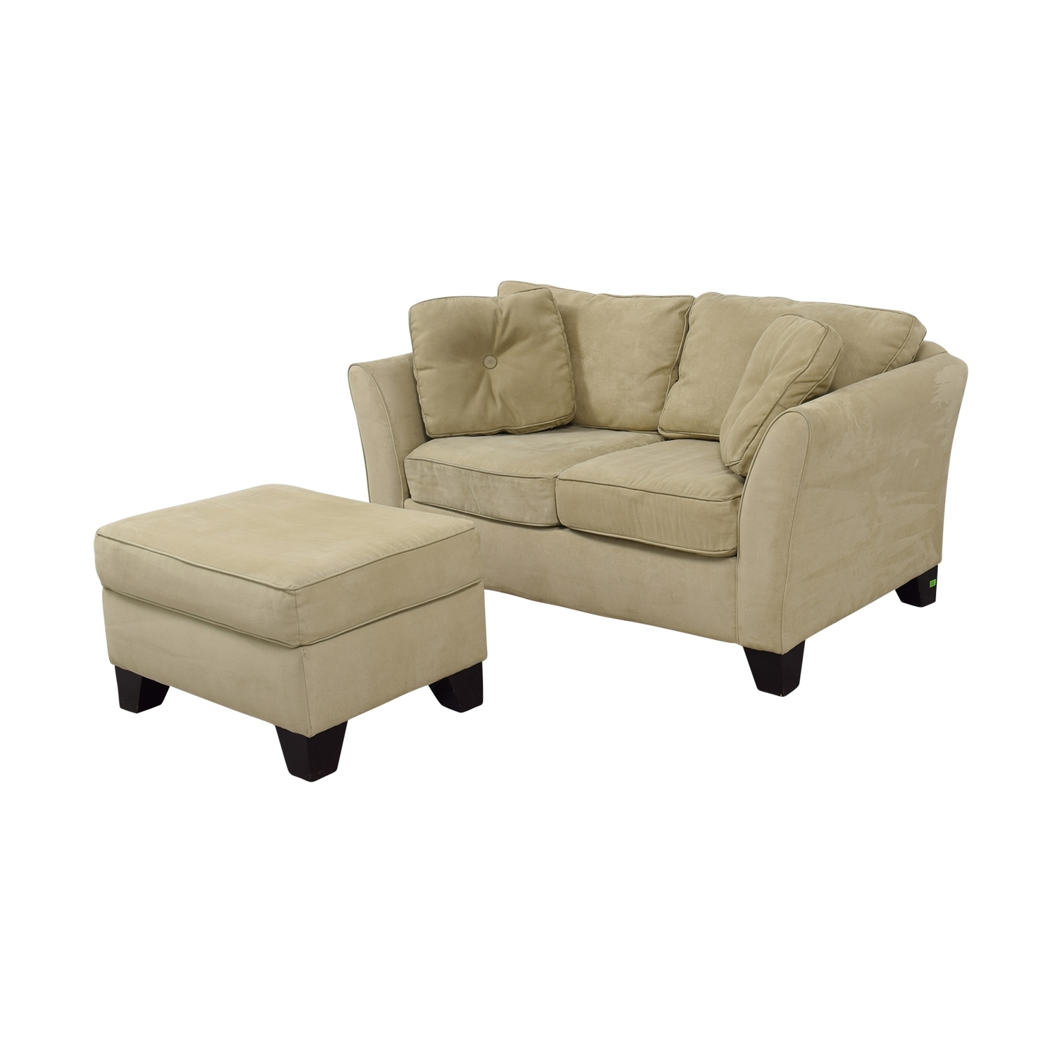 [%86% Off – Macy's Macy's Tan Loveseat With Ottoman / Sofas Intended For Most Current Loveseats With Ottoman|Loveseats With Ottoman Inside Popular 86% Off – Macy's Macy's Tan Loveseat With Ottoman / Sofas|Most Recently Released Loveseats With Ottoman Within 86% Off – Macy's Macy's Tan Loveseat With Ottoman / Sofas|Well Liked 86% Off – Macy's Macy's Tan Loveseat With Ottoman / Sofas For Loveseats With Ottoman%] (View 9 of 20)