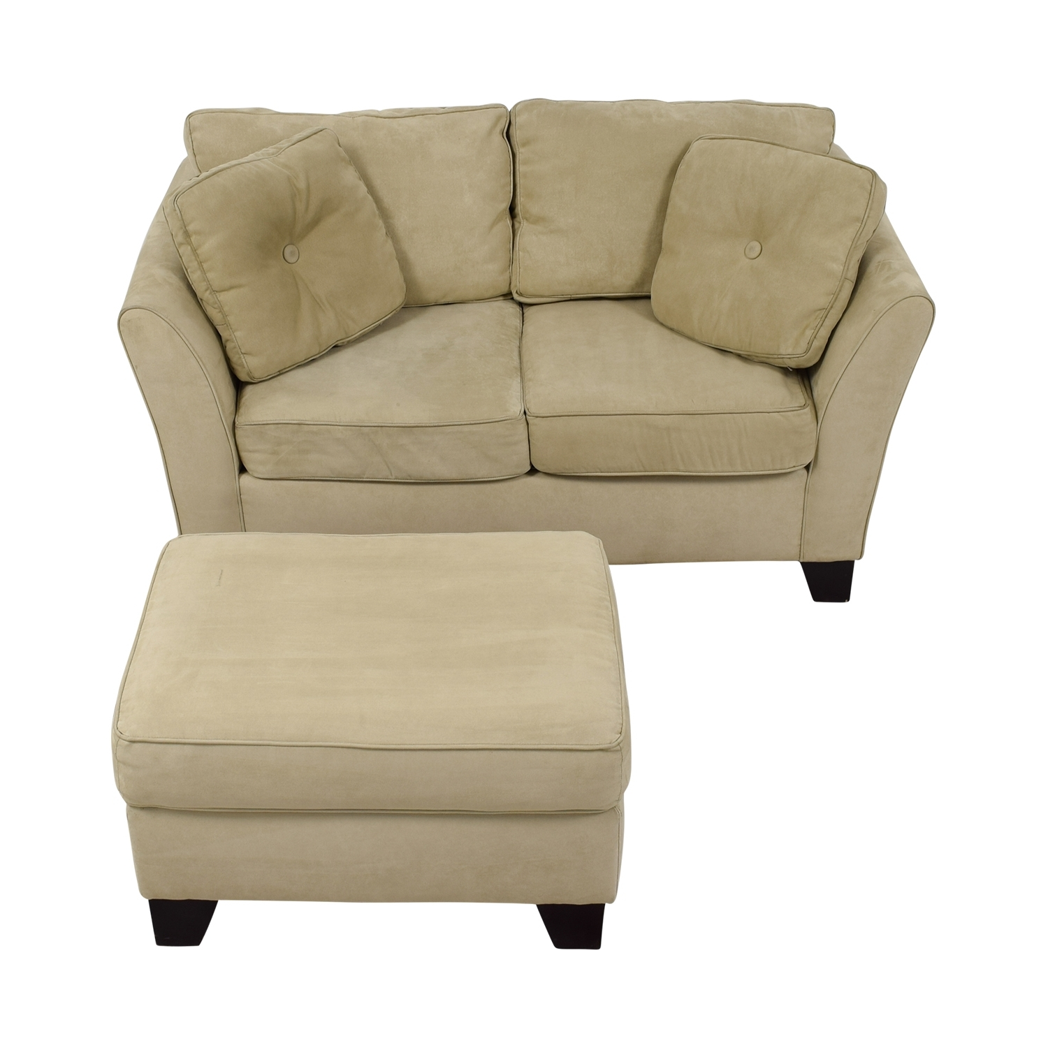 [%86% Off – Macy's Macy's Tan Loveseat With Ottoman / Sofas Pertaining To Fashionable Loveseats With Ottoman|Loveseats With Ottoman Inside Best And Newest 86% Off – Macy's Macy's Tan Loveseat With Ottoman / Sofas|Well Known Loveseats With Ottoman Inside 86% Off – Macy's Macy's Tan Loveseat With Ottoman / Sofas|Fashionable 86% Off – Macy's Macy's Tan Loveseat With Ottoman / Sofas With Loveseats With Ottoman%] (View 10 of 20)