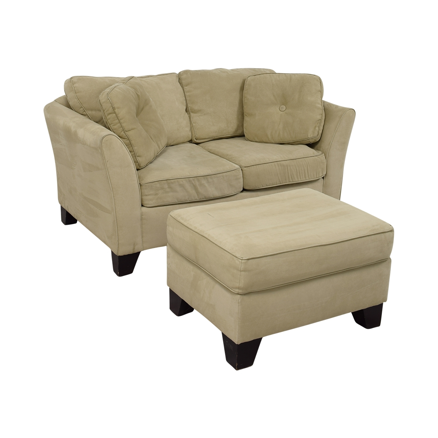[%86% Off – Macy's Macy's Tan Loveseat With Ottoman / Sofas Regarding Most Current Loveseats With Ottoman|Loveseats With Ottoman With Popular 86% Off – Macy's Macy's Tan Loveseat With Ottoman / Sofas|Most Popular Loveseats With Ottoman With 86% Off – Macy's Macy's Tan Loveseat With Ottoman / Sofas|Well Known 86% Off – Macy's Macy's Tan Loveseat With Ottoman / Sofas With Loveseats With Ottoman%] (View 13 of 20)