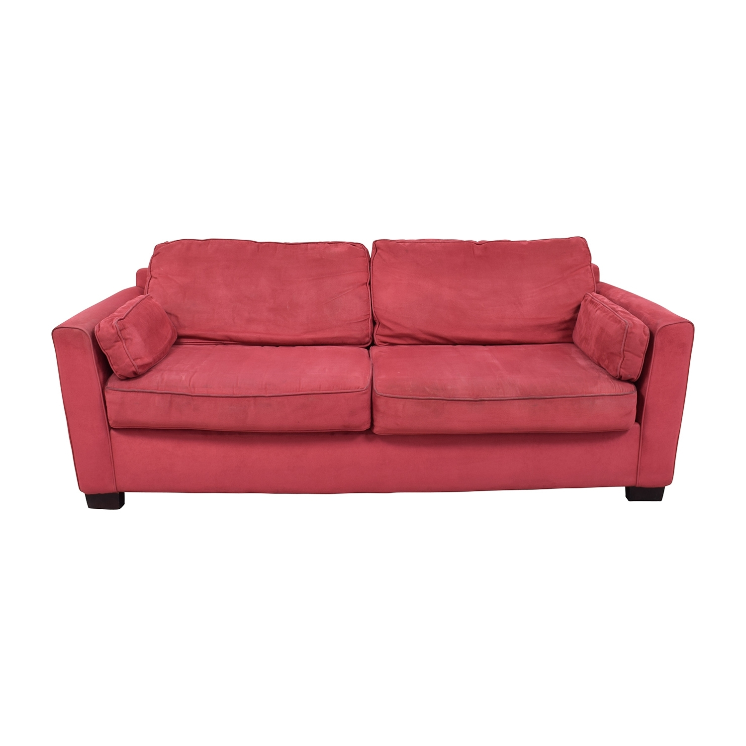 [%90% Off – Bloomingdales Bloomingdale's Classic Low Profile Red Pertaining To Most Up To Date Low Sofas|Low Sofas Within Recent 90% Off – Bloomingdales Bloomingdale's Classic Low Profile Red|Well Liked Low Sofas Throughout 90% Off – Bloomingdales Bloomingdale's Classic Low Profile Red|Favorite 90% Off – Bloomingdales Bloomingdale's Classic Low Profile Red With Regard To Low Sofas%] (View 1 of 20)