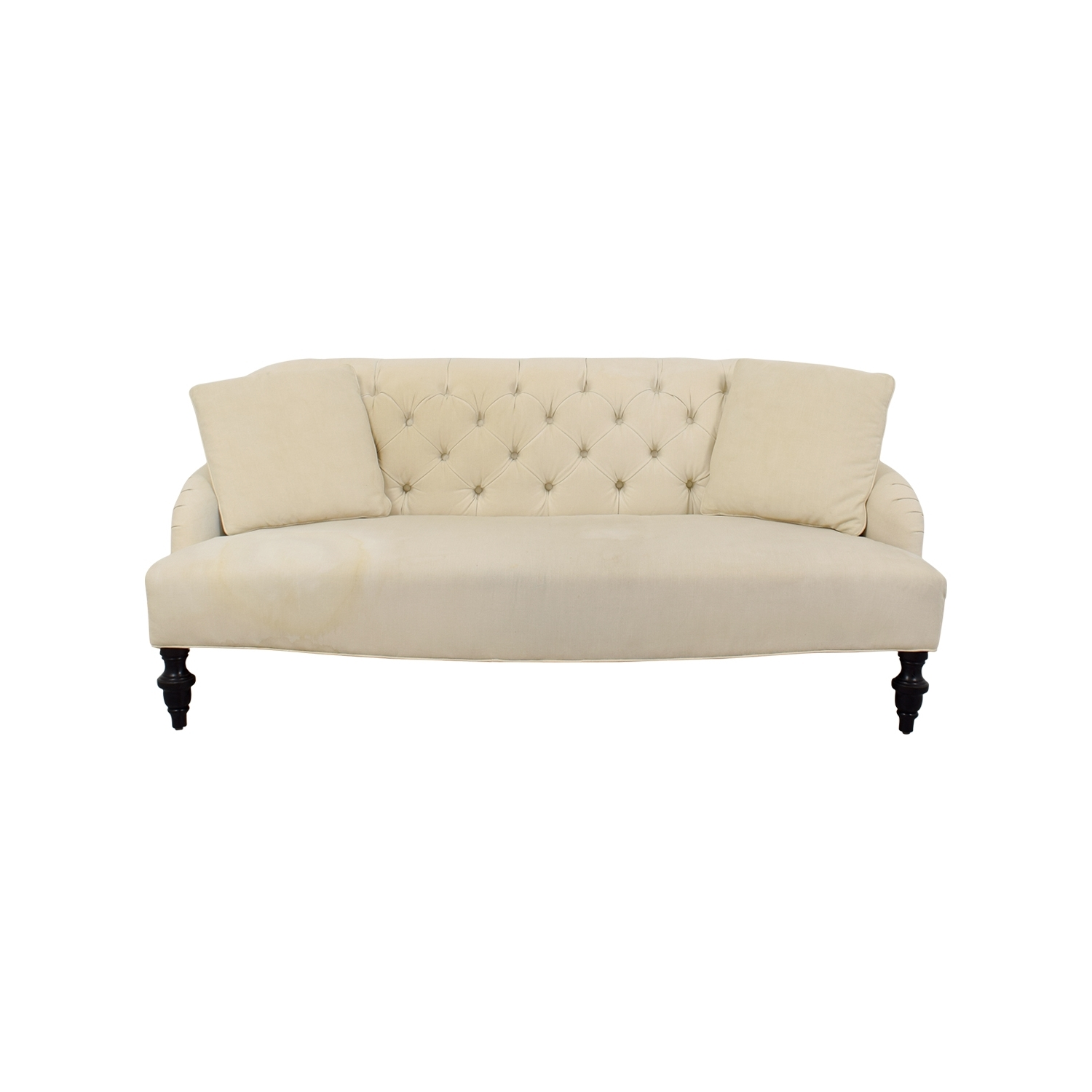 [%90% Off – Pottery Barn Pottery Barn Clara Upholstered Apartment For 2018 Apartment Sofas|Apartment Sofas Within Recent 90% Off – Pottery Barn Pottery Barn Clara Upholstered Apartment|Trendy Apartment Sofas Throughout 90% Off – Pottery Barn Pottery Barn Clara Upholstered Apartment|Current 90% Off – Pottery Barn Pottery Barn Clara Upholstered Apartment For Apartment Sofas%] (View 3 of 20)
