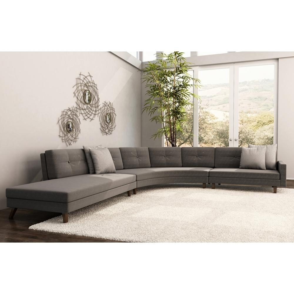 96X96 Sectional Sofas With Popular Furniture : Sectional Sofa 96X96 Sectional Couch Costco Sectional (View 6 of 20)