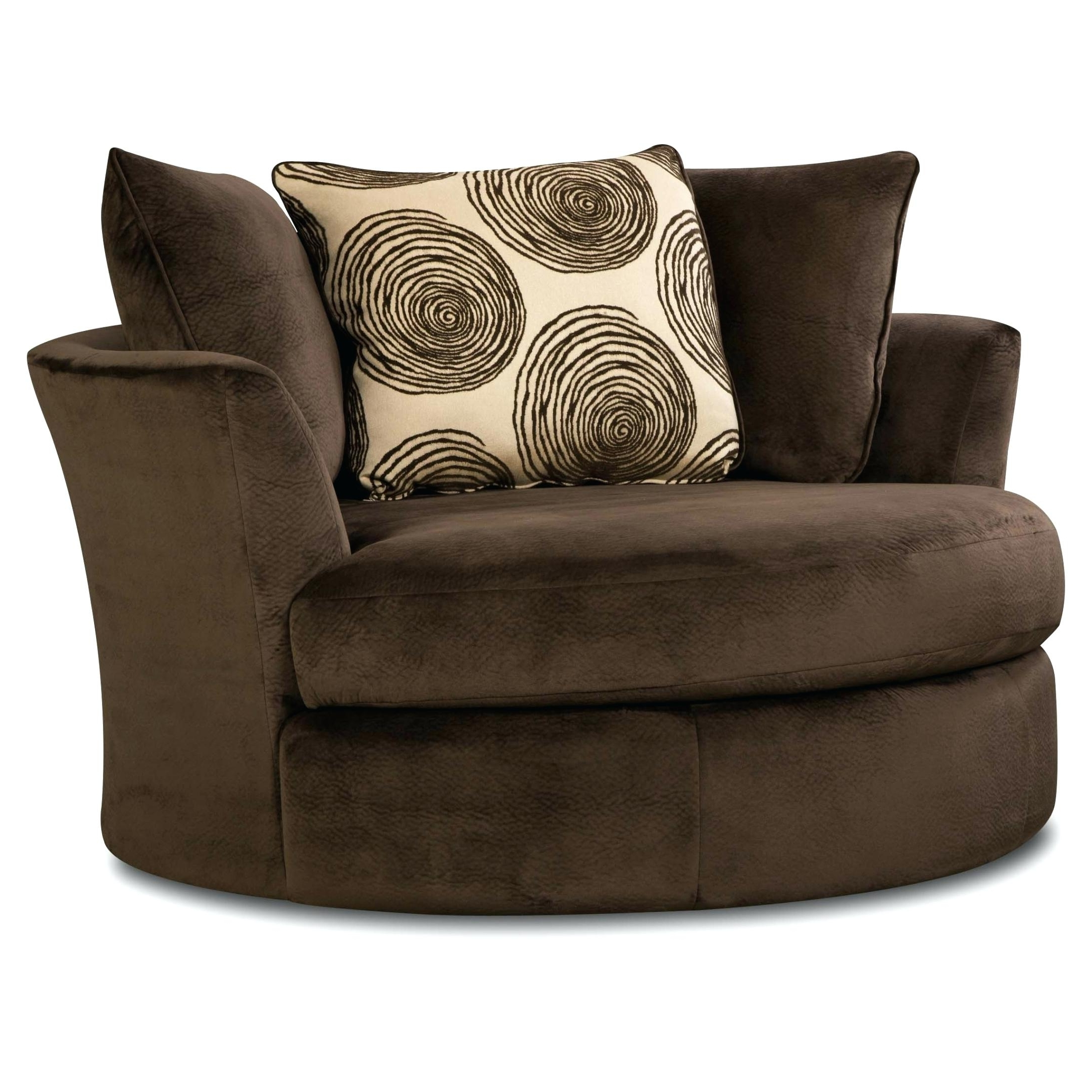 Accent Sofa Chairs Intended For Famous Furniture Elegant Brown Leather Sofarachlinith Accent Chair (View 8 of 20)