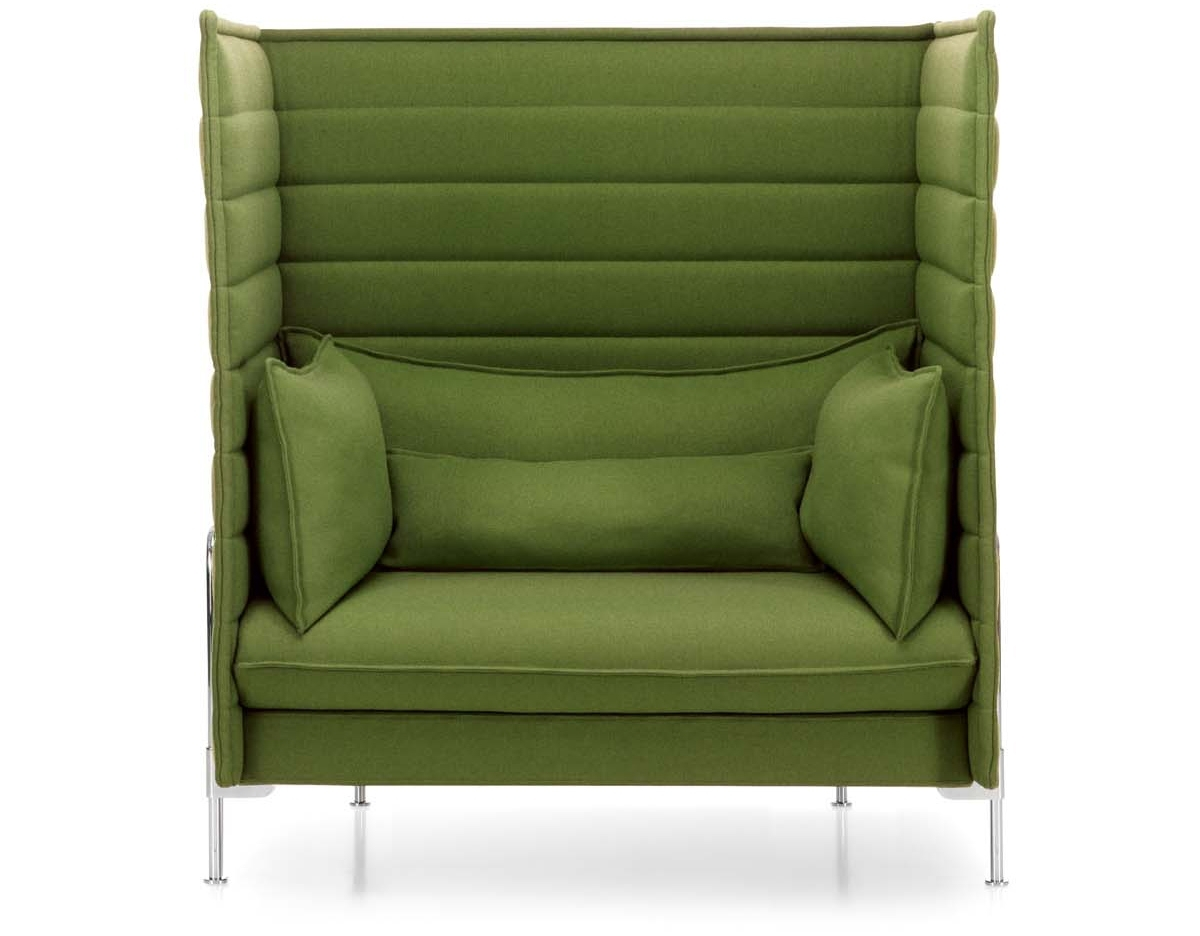 Alcove Highback Sofa – Hivemodern With Regard To Most Recently Released High Back Sofas And Chairs (View 1 of 20)