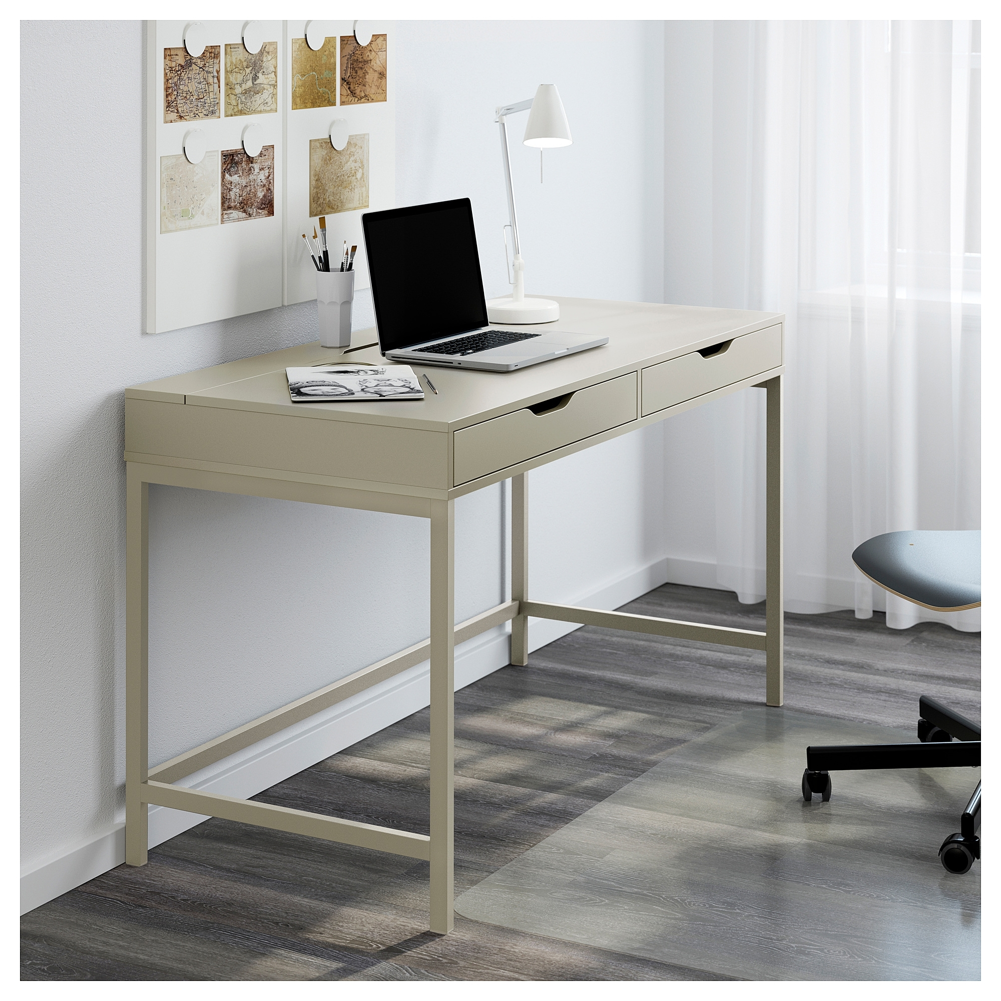 marvelous metal standing side insight ikea table small with top hutch chairs desk computer