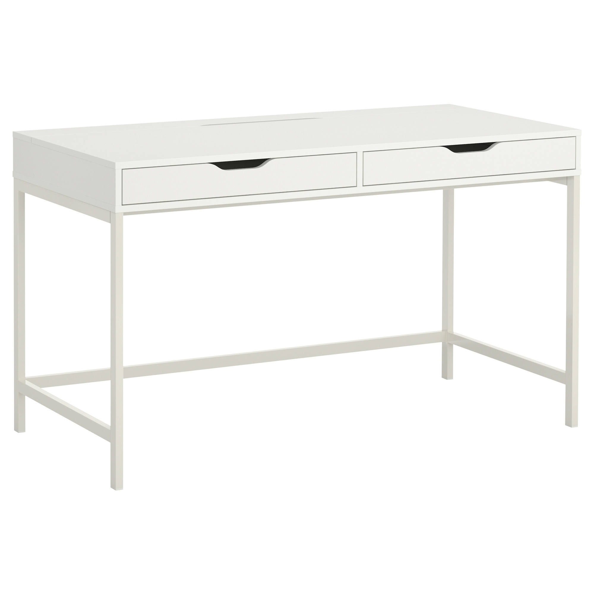 Alex Desk – White – Ikea Regarding Popular Ikea Mn Computer Desks (View 12 of 20)