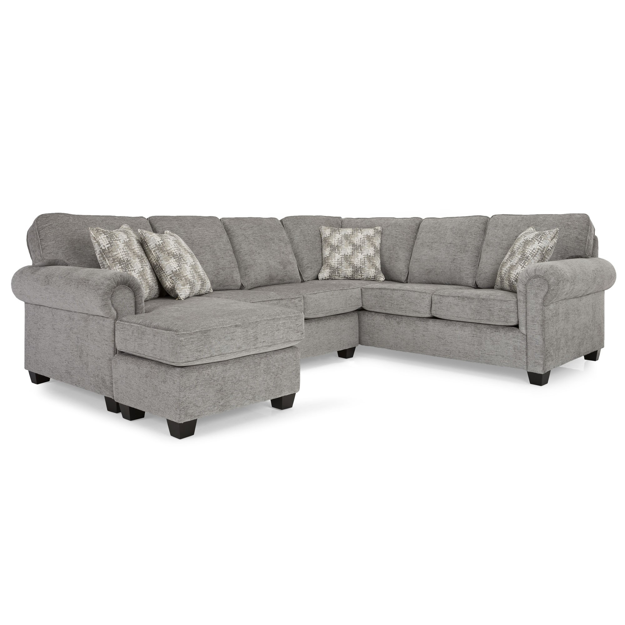 Andrews 3 Piece Sectional (View 2 of 20)