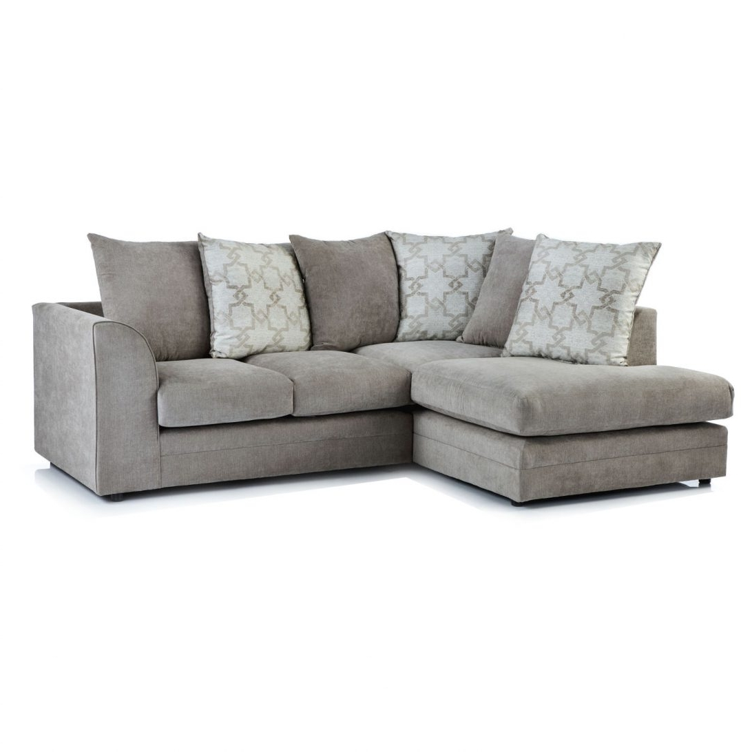 Angled Chaise Sofas Within Newest Sofa : Large Leather Sectional Sofas Extra Deep Seat Sofa 120x (View 17 of 20)