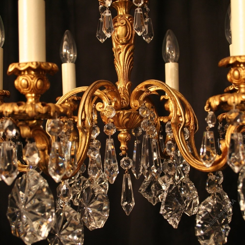 Antique Italian Chandelier – Chandelier Designs In Best And Newest Vintage Italian Chandelier (View 1 of 20)