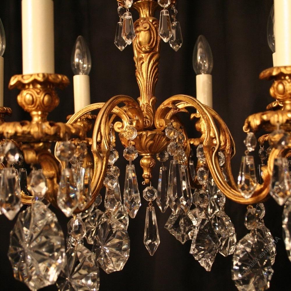 Antique Italian Chandelier – Chandelier Designs In Best And Newest Vintage Italian Chandelier (View 14 of 20)