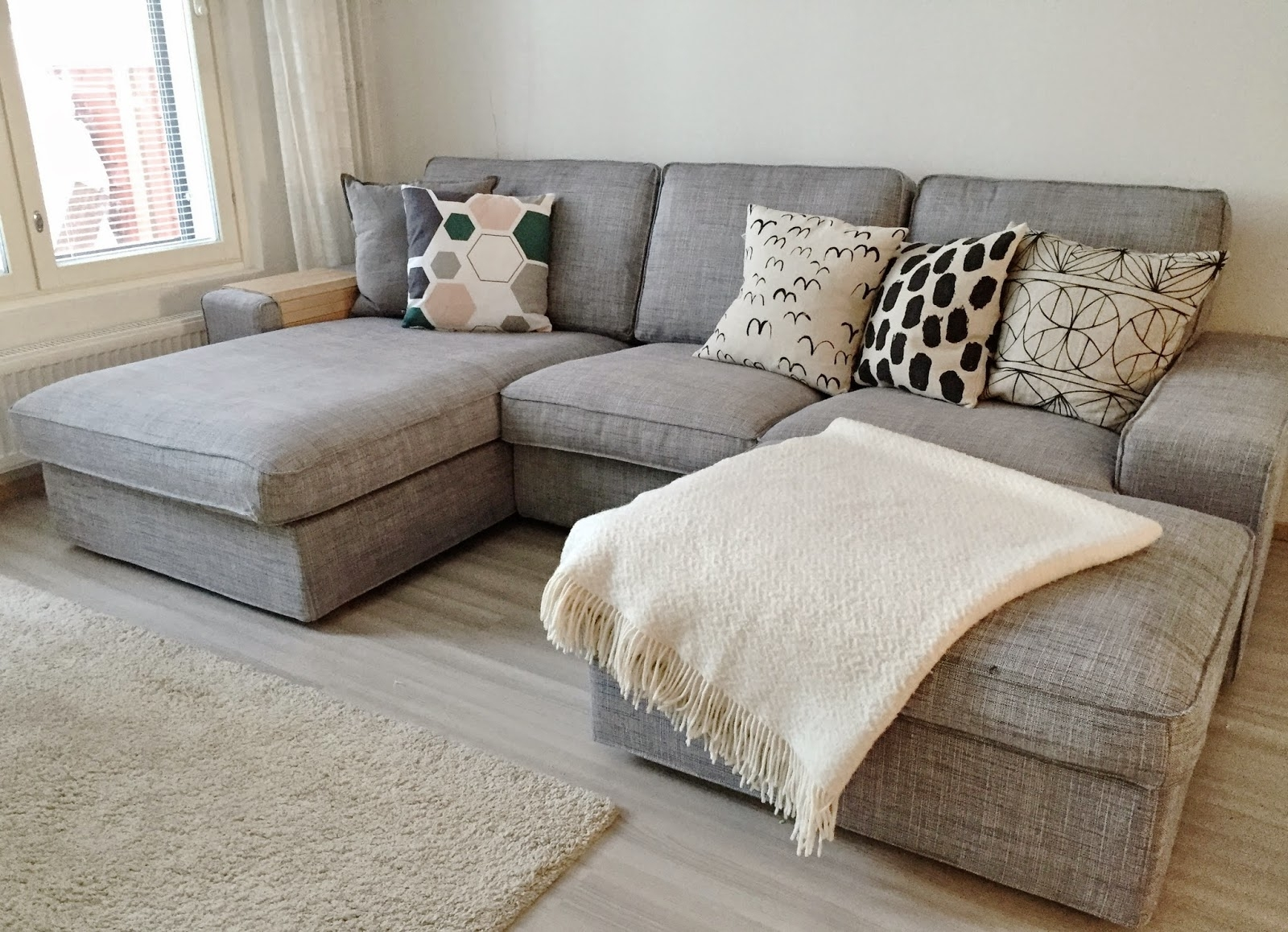Apartment Sectional Sofas With Chaise Intended For Favorite New Unbelievable Apartment Sectional Sofa With Cha # (View 5 of 20)