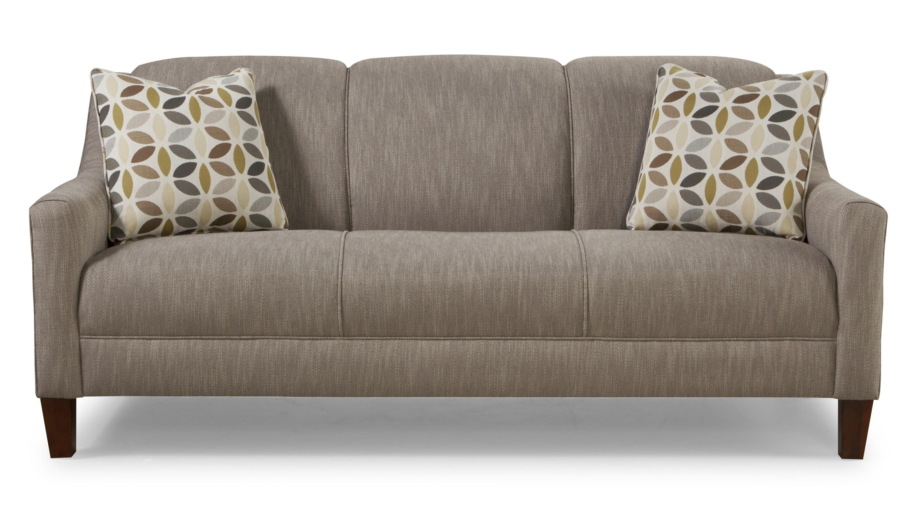 Apartment Size Sofas Regarding Newest Sofa: Stylish Apartment Size Sofas Small Sectionals, Sofas Under (View 5 of 20)