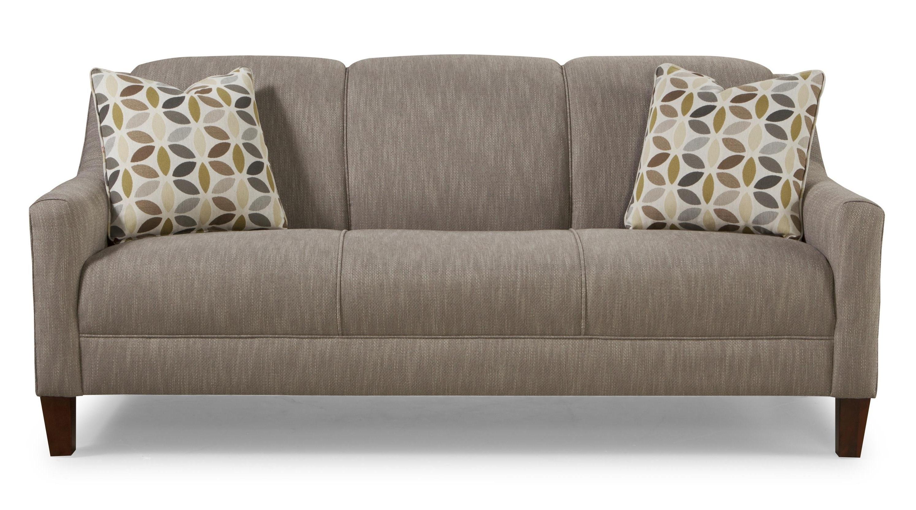 Apartment Size Sofas Regarding Newest Sofa: Stylish Apartment Size Sofas Small Sectionals, Sofas Under (View 2 of 20)