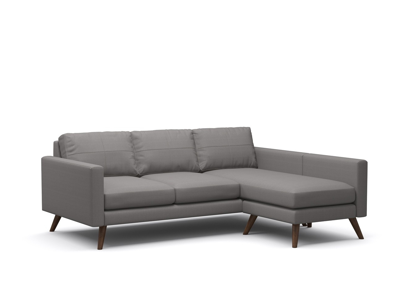 Apartment Sofas Throughout Most Recently Released Dane Apartment Sofa – Truemodern™ (View 14 of 20)